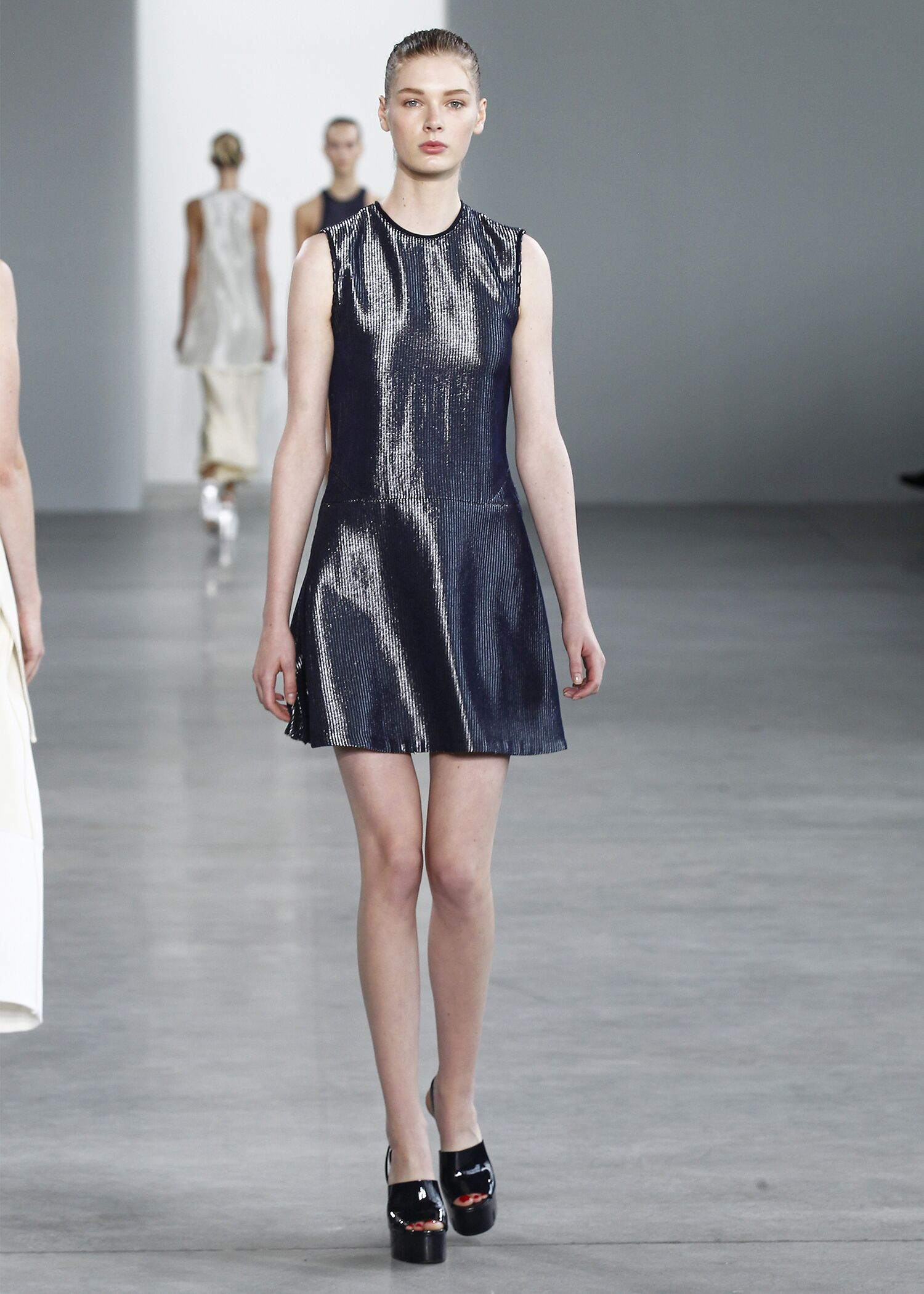 Calvin Klein Collection Spring 2015 Women S Collection