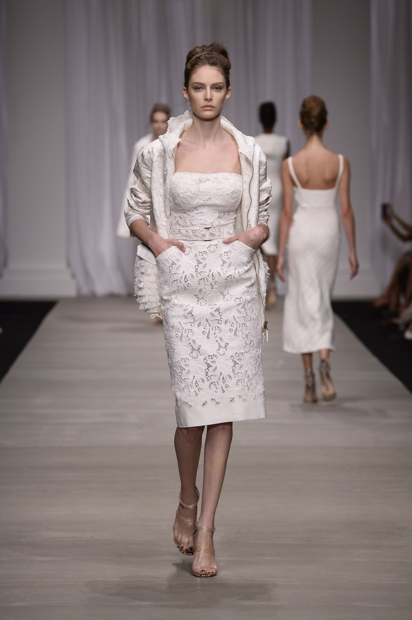 Catwalk Ermanno Scervino Summer 2015