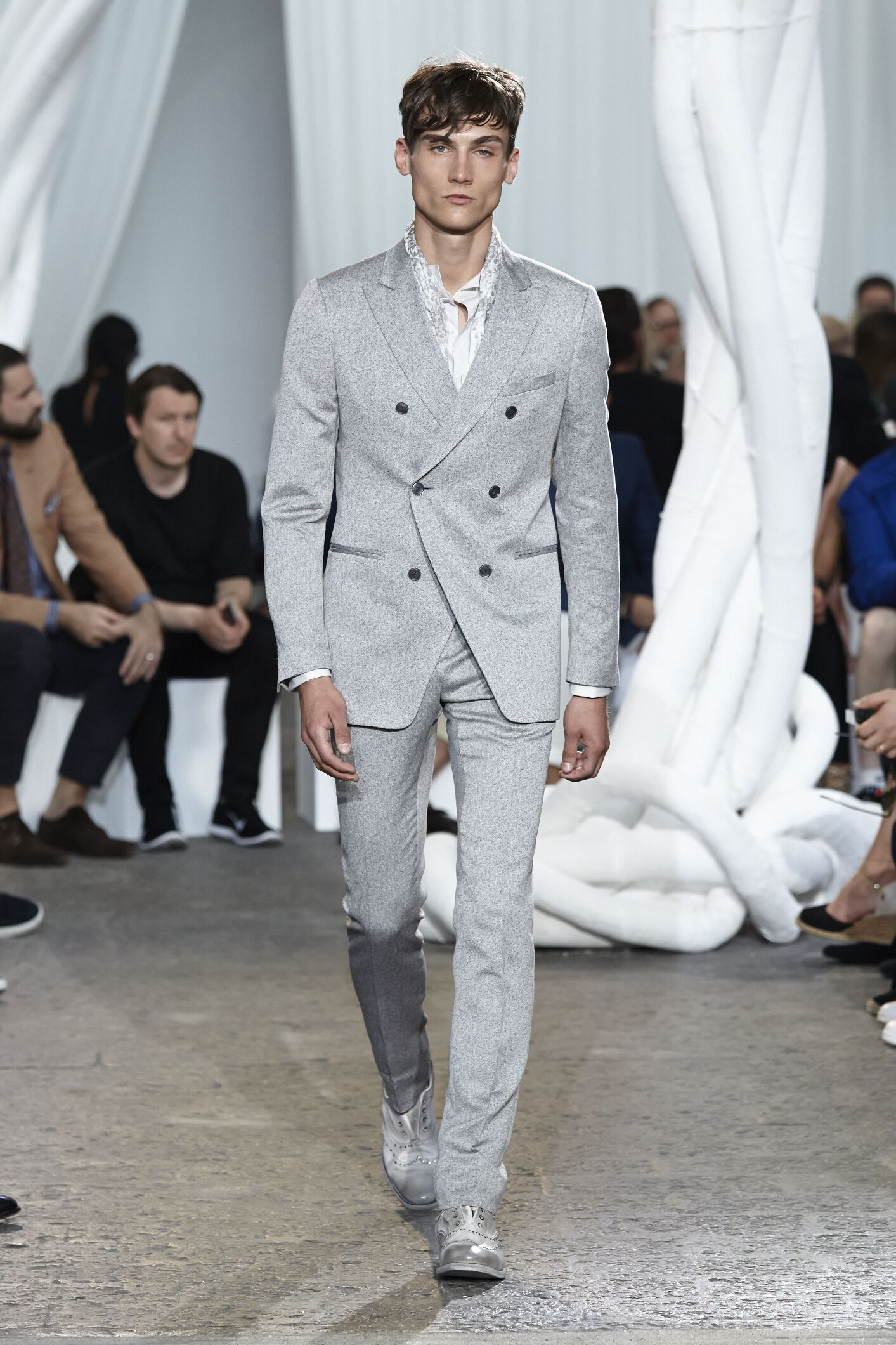Catwalk John Varvatos Man Fashion Show Summer 2015