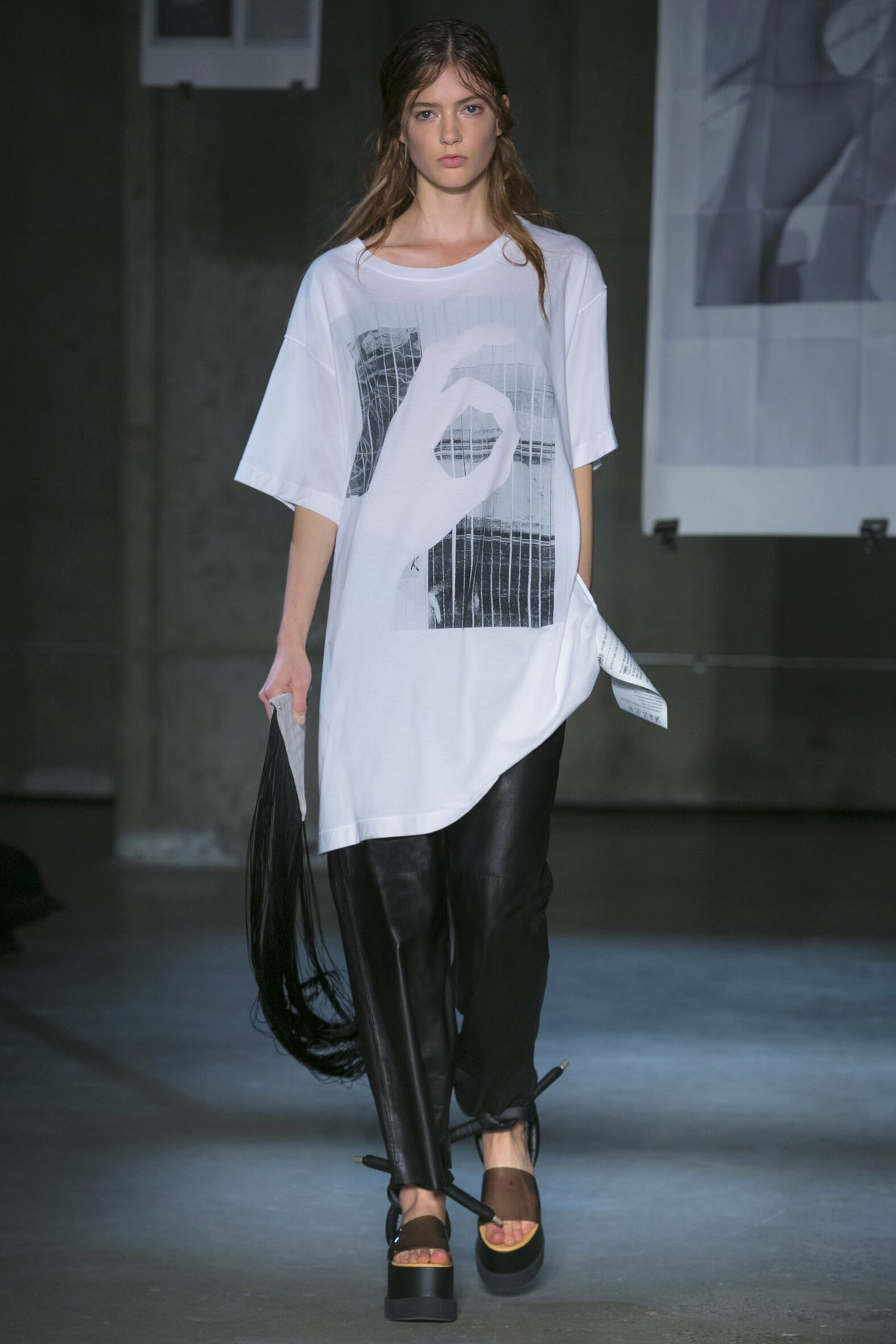 Catwalk MM6 Maison Martin Margiela