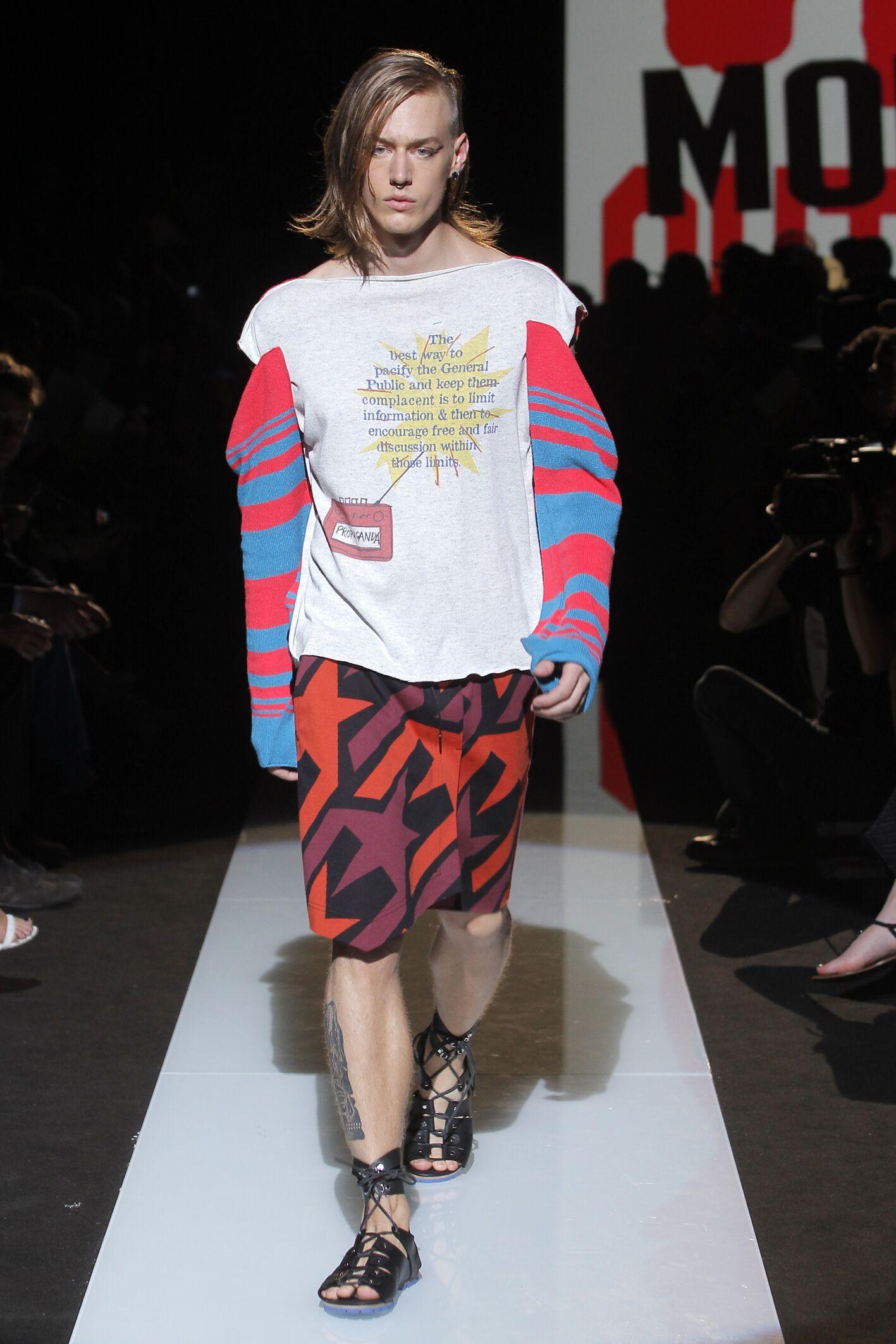 Catwalk Vivienne Westwood Summer 2015