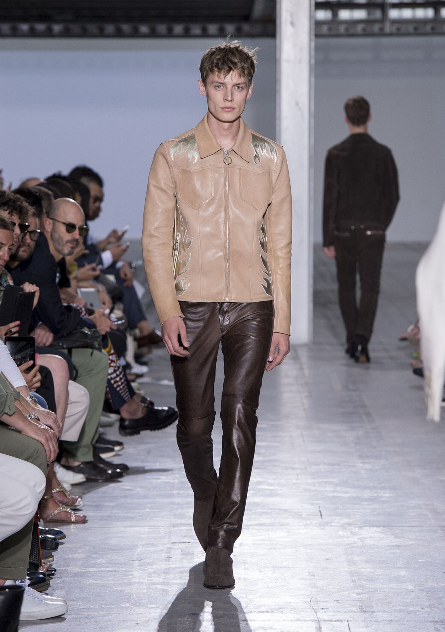 Costume National Homme Catwalk