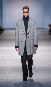 COSTUME NATIONAL HOMME FALL WINTER 2014 – MILANO FASHION WEEK