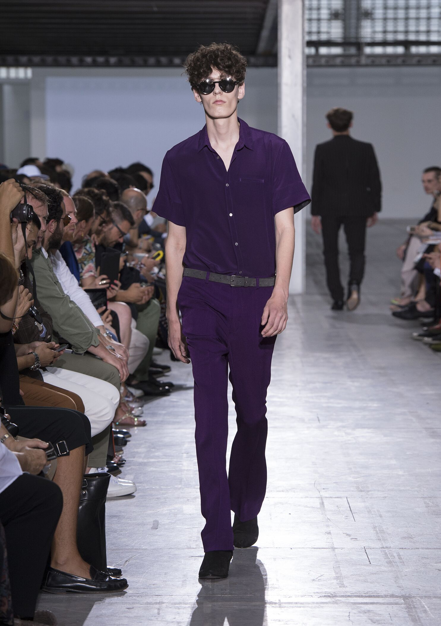Costume National Homme SS 2015
