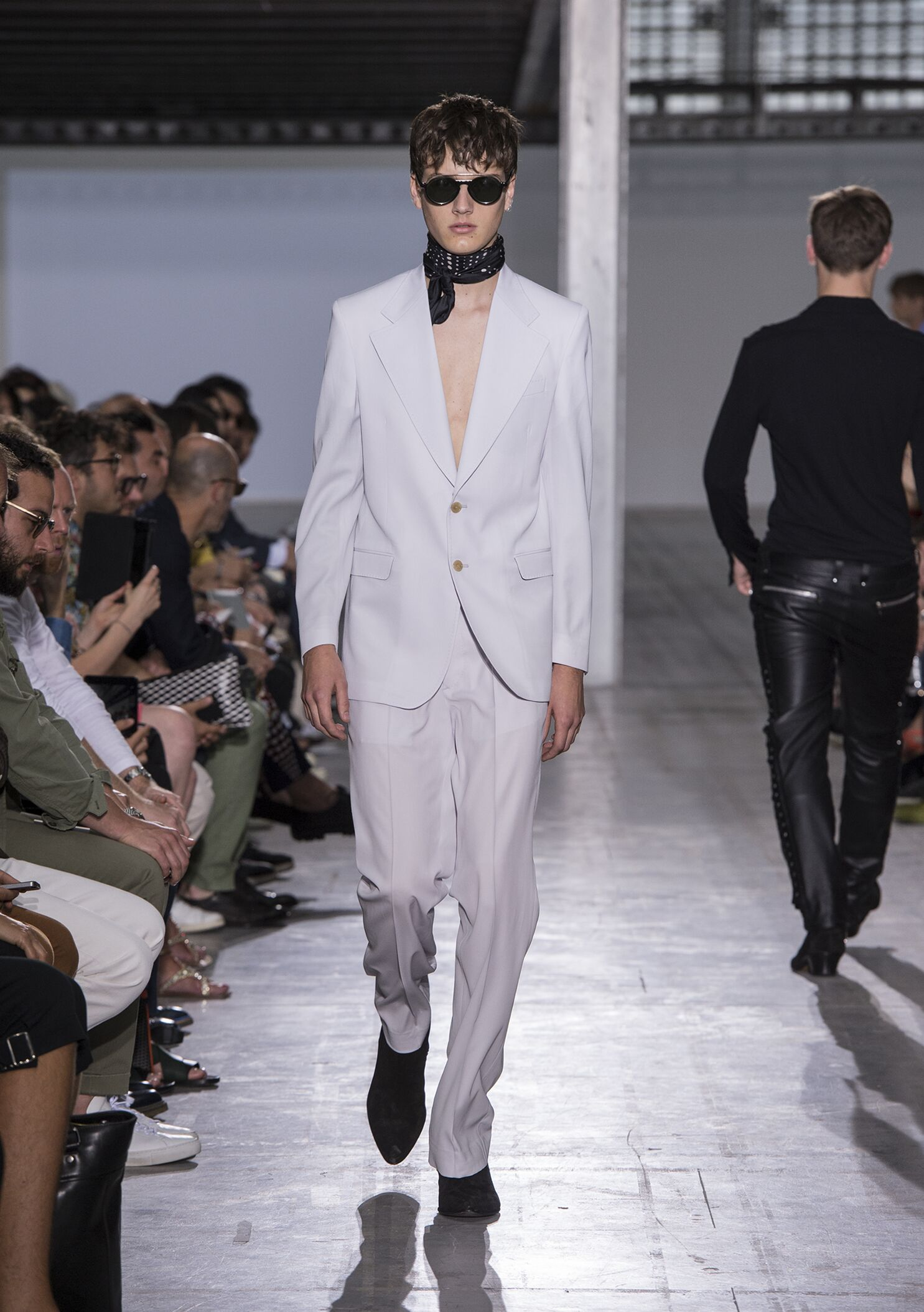 Costume National Homme Spring 2015 Catwalk