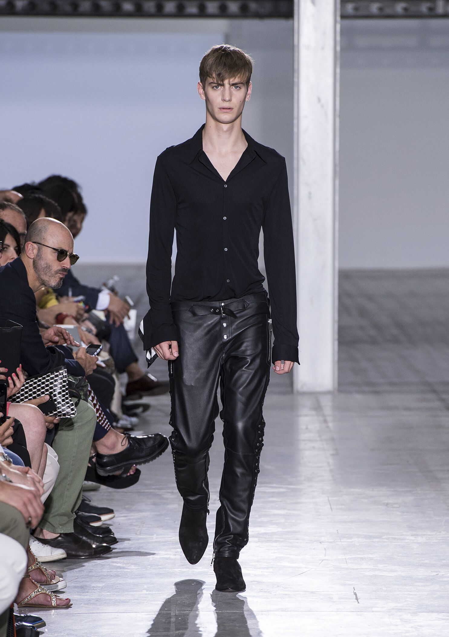 Costume National Homme Spring Summer 2015