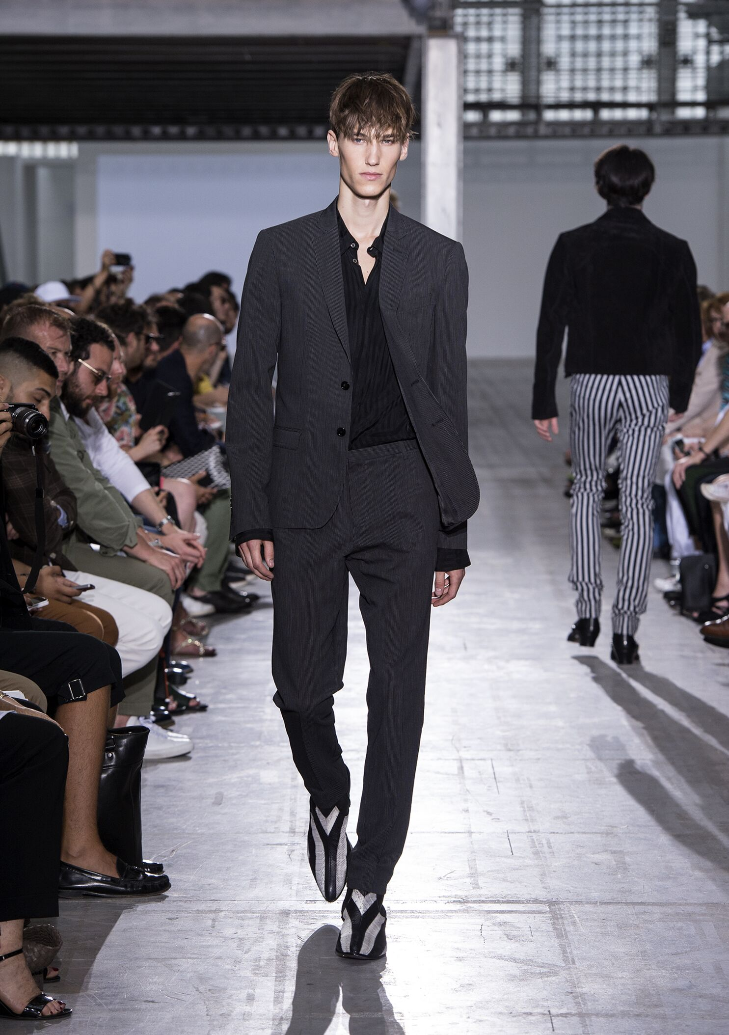 Costume National Homme Style
