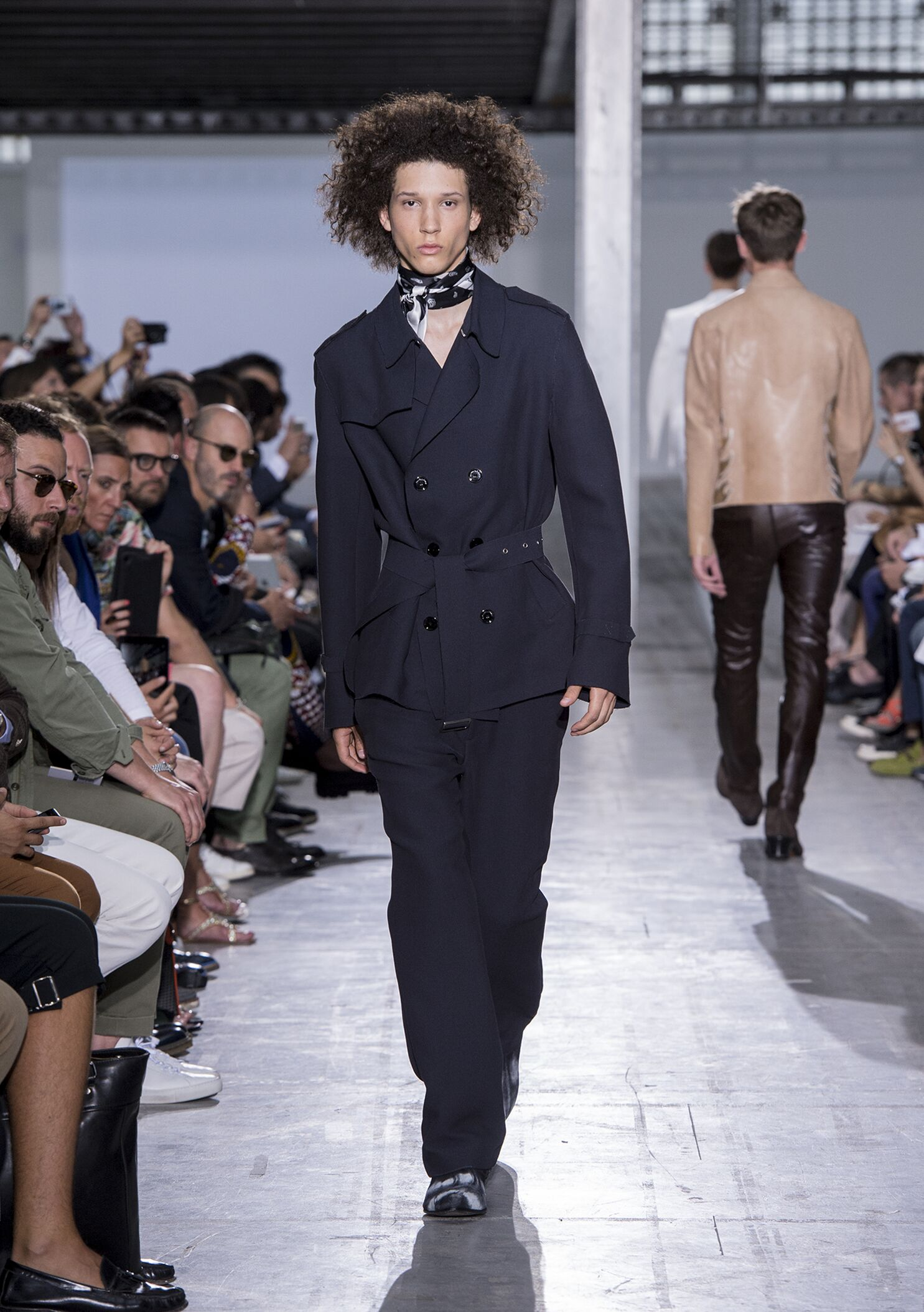 Costume National Spring Summer 2015 Mens Collection Milan Fashion Week