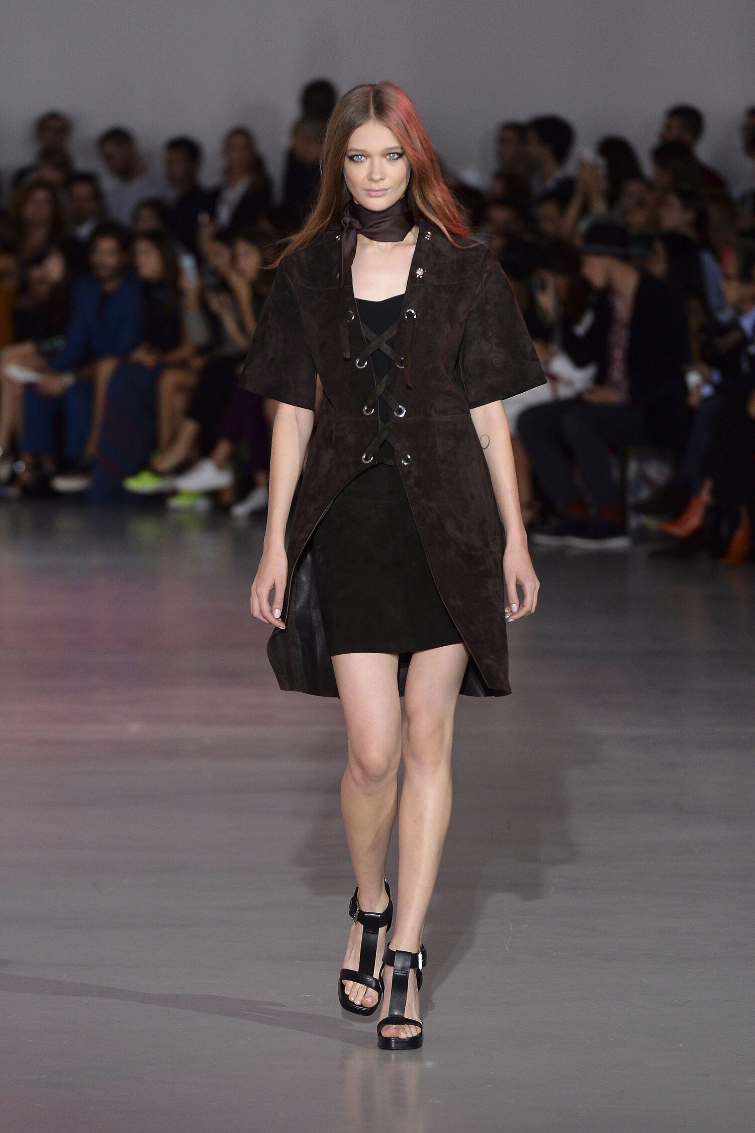 Costume National Woman Milan Fashion Week