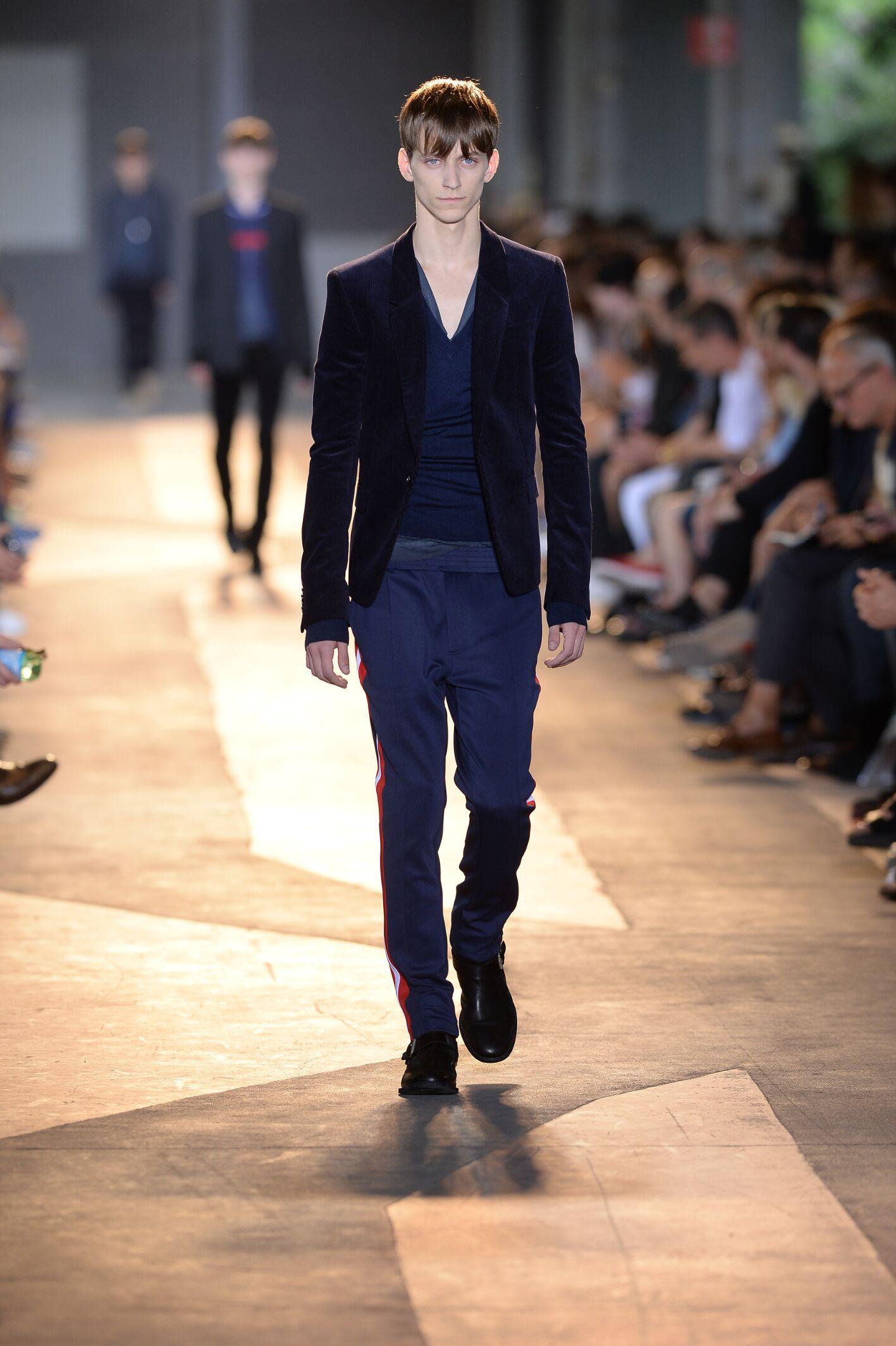 Diesel Black Gold Man Milan Fashion Week