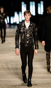 DIESEL BLACK GOLD FALL WINTER 2014 MEN'S COLLECTION – PITTI IMMAGINE UOMO