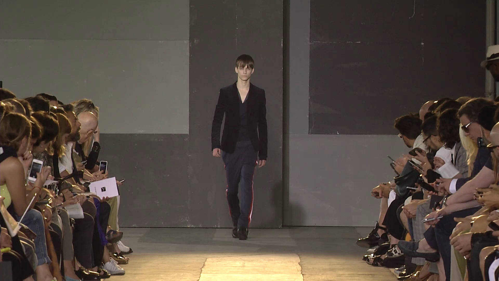 Diesel Black Gold Spring Summer 2015 Men's Fashion Show - Milano Fashion Week