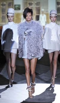 DSQUARED2 FALL WINTER 2014-15 WOMEN'S COLLECTION – MILANO FASHION WEEK