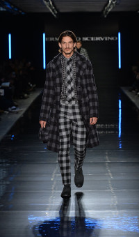 ERMANNO SCERVINO FALL WINTER 2014 MEN'S COLLECTION – MILANO FASHION WEEK