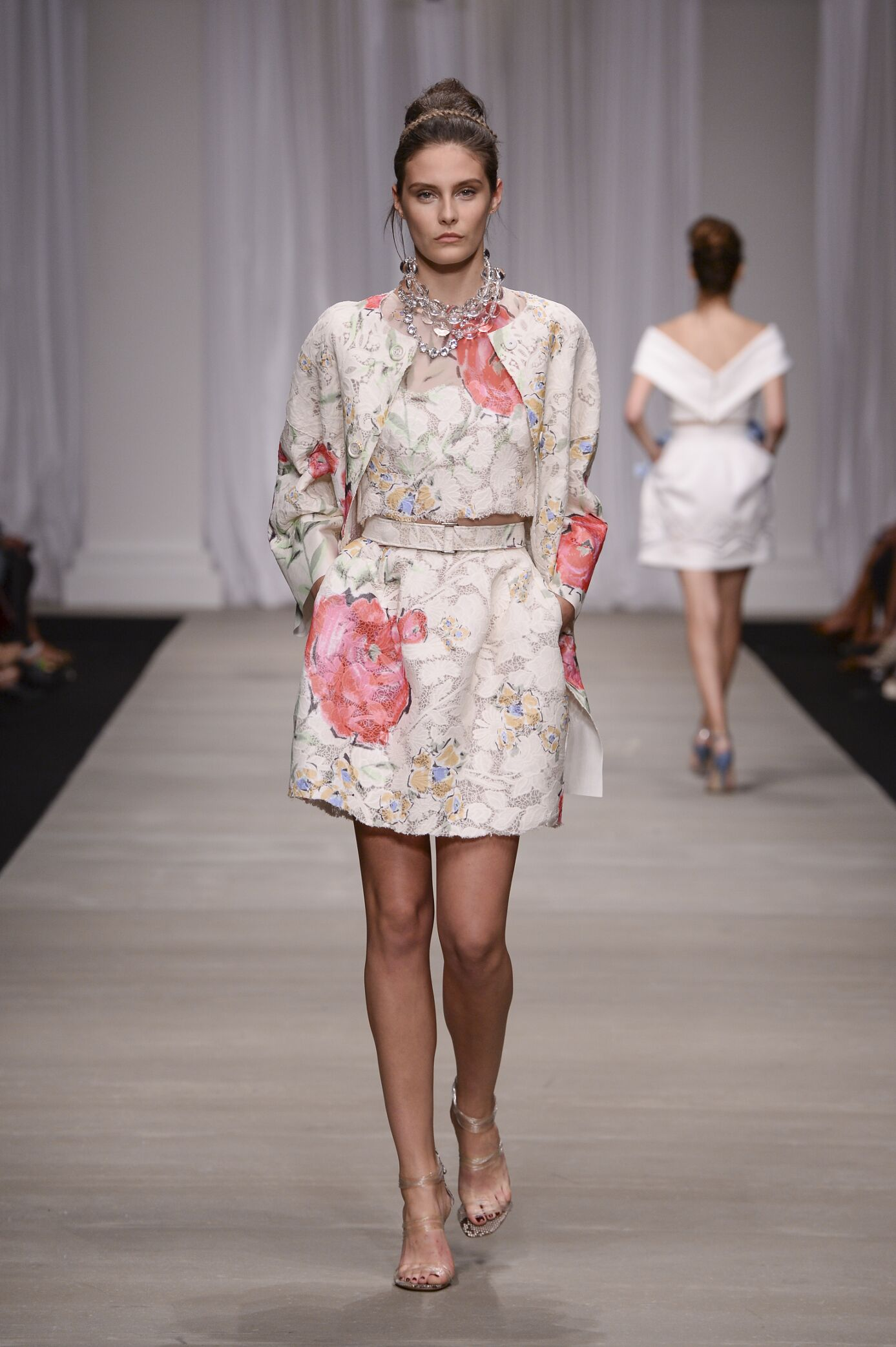 Ermanno Scervino Milan Fashion Week Womenswear