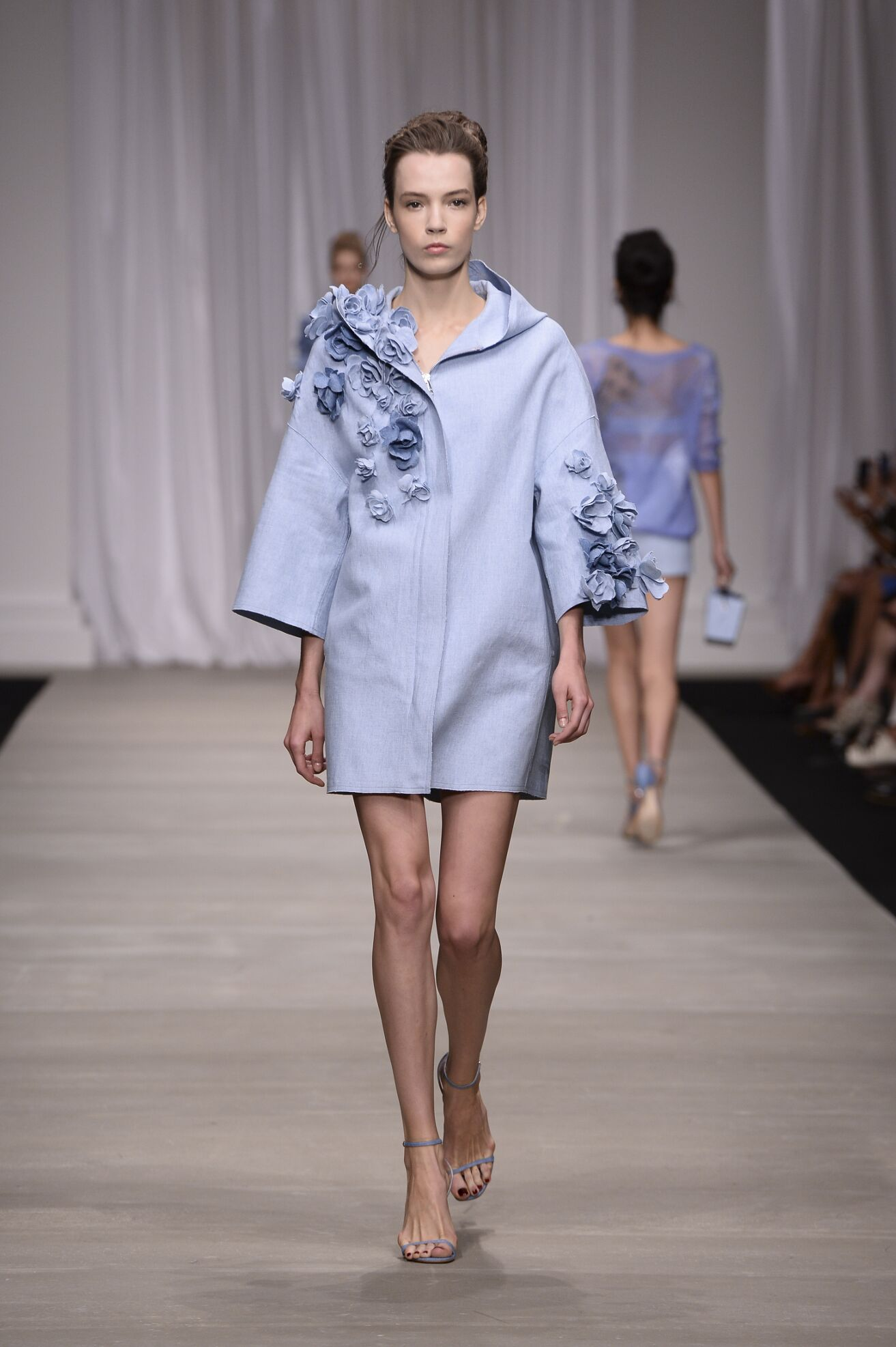 Ermanno Scervino SS 2015 Womenswear