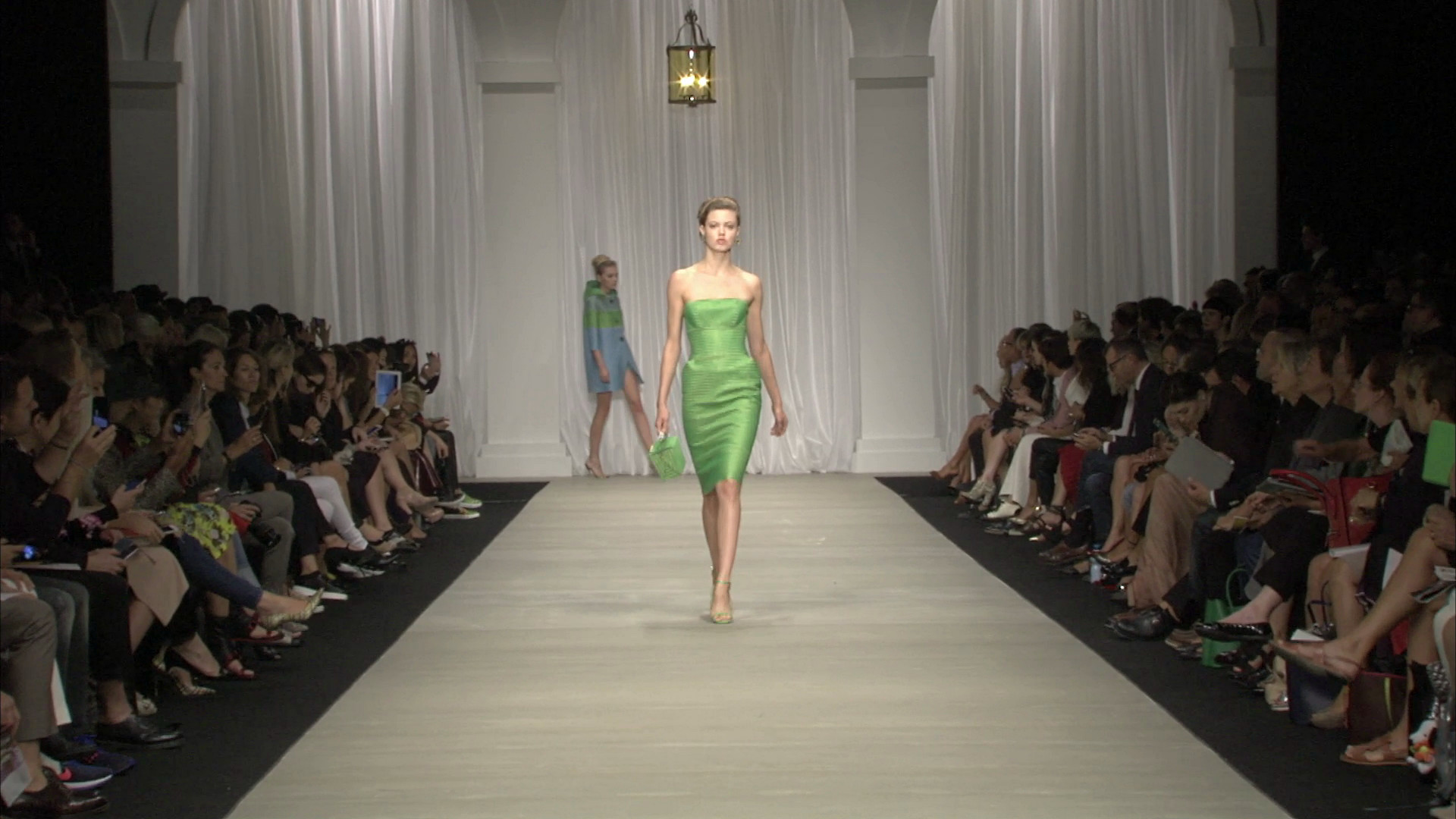 Ermanno Scervino Spring Summer 2015 Women's Fashion Show - Milan Fashion Week