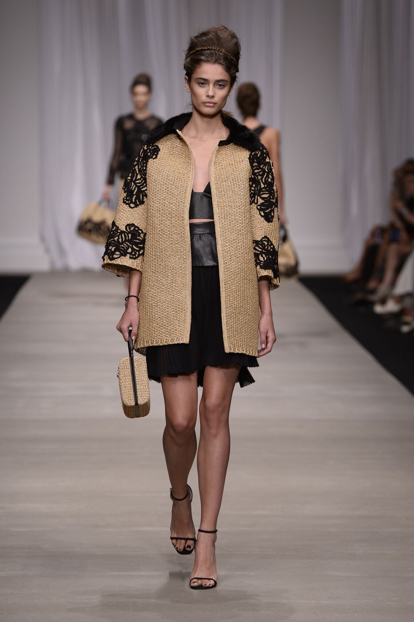 Ermanno Scervino Spring Summer 2015 Womens Collection Milan Fashion Week