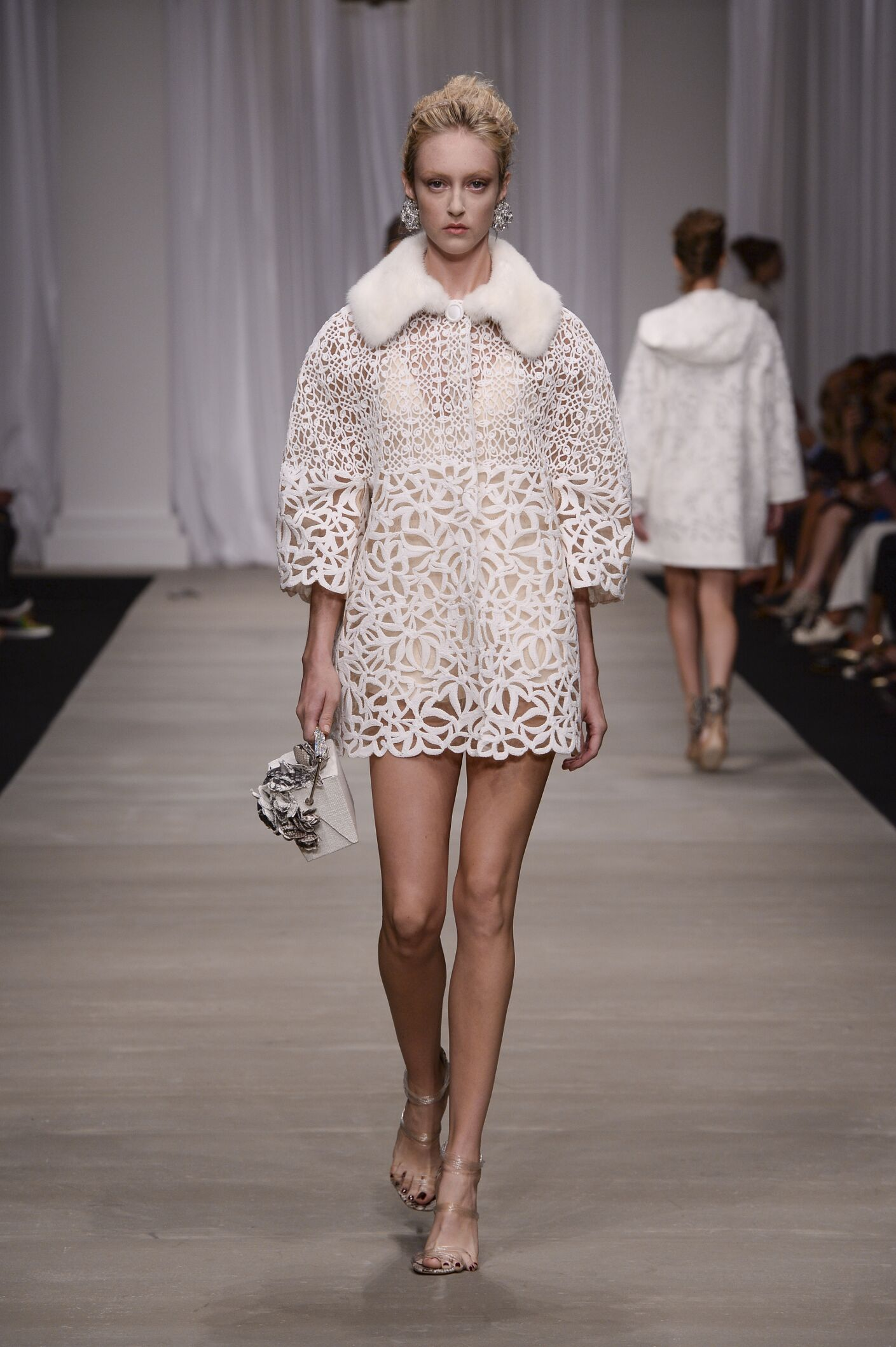 Ermanno Scervino Summer 2015 Catwalk