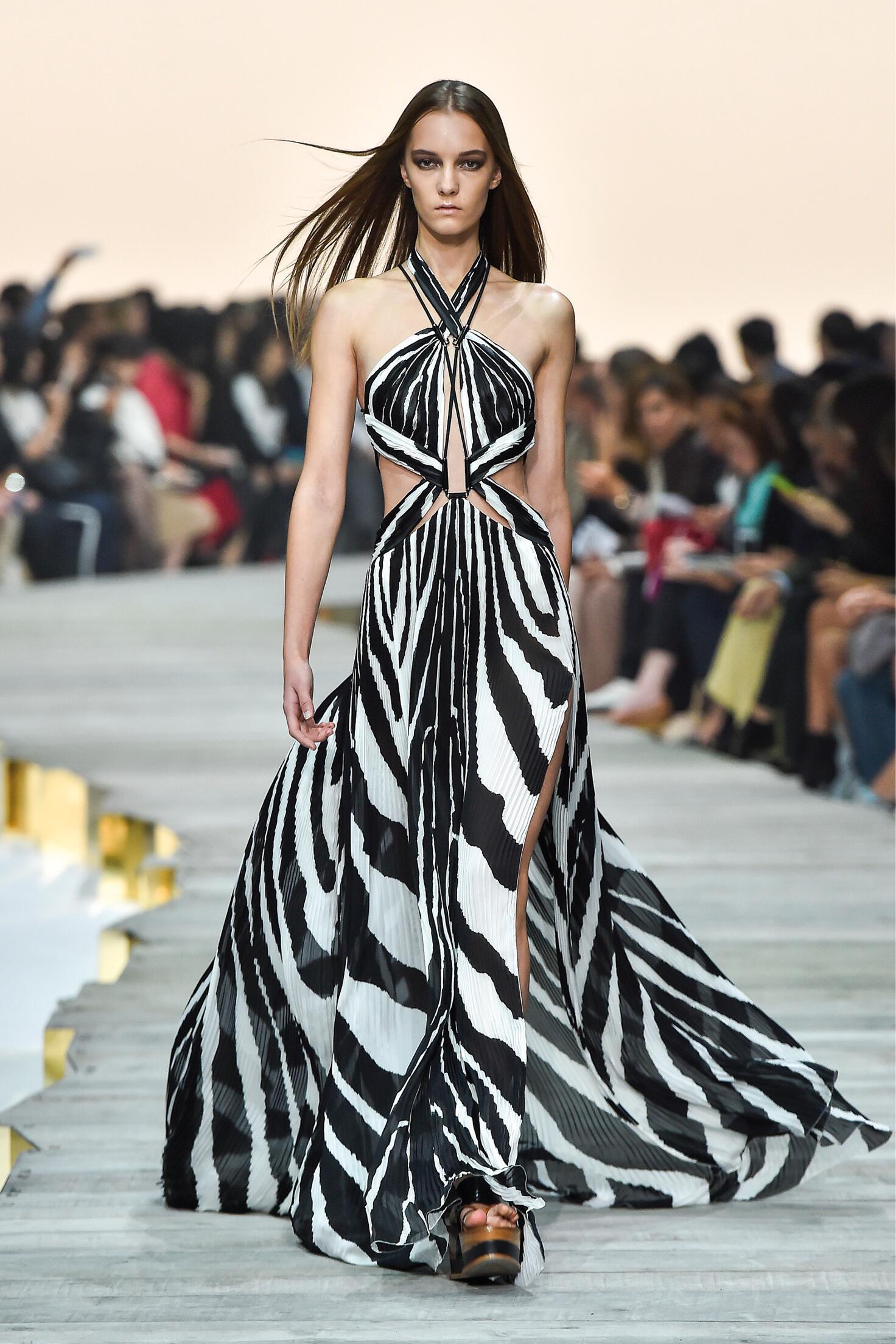 Fashion 2015 Catwalk Roberto Cavalli