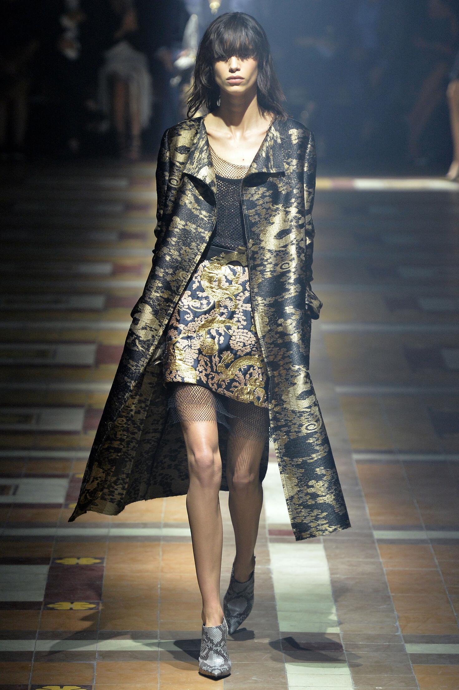 Fashion 2015 Woman Style Lanvin