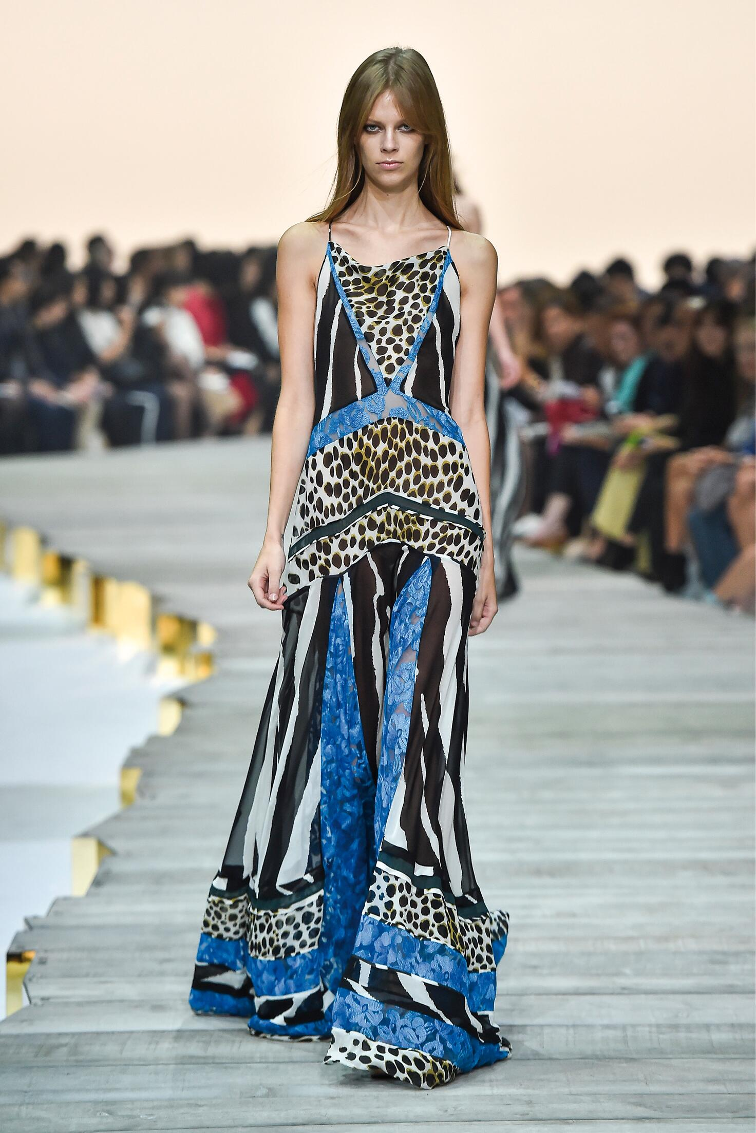 Fashion 2015 Woman Style Roberto Cavalli