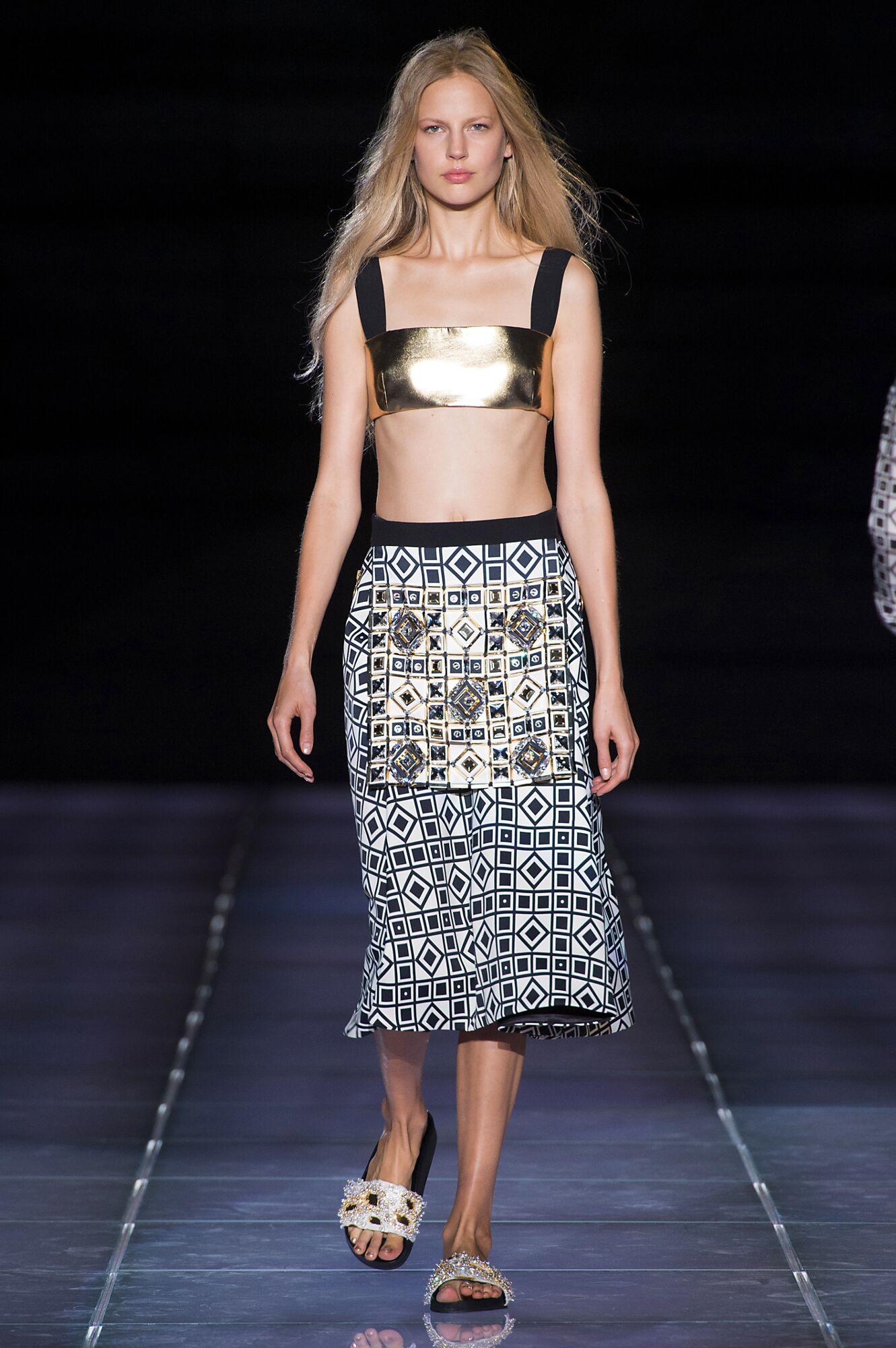 Fausto Puglisi SS 2015 Womenswear