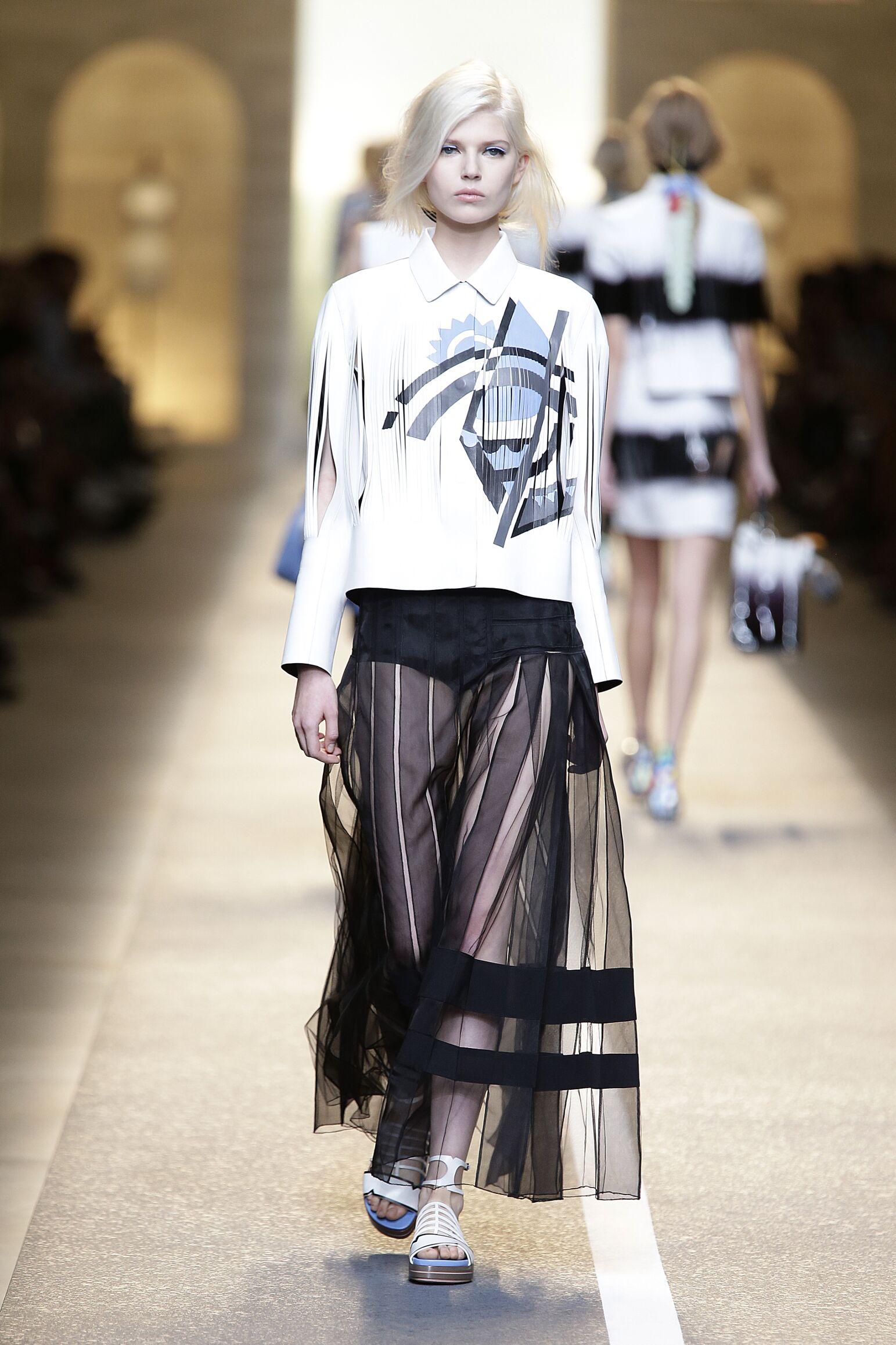 Fendi 2015 Womenswear