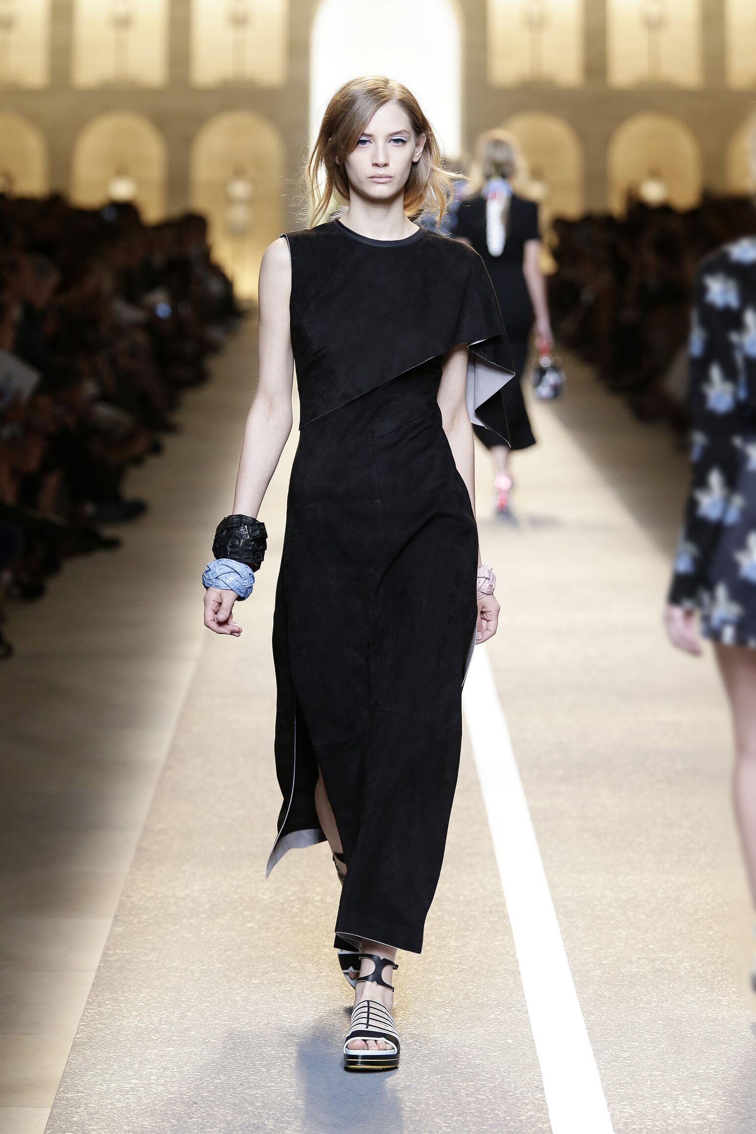 Fendi Catwalk Womenswear