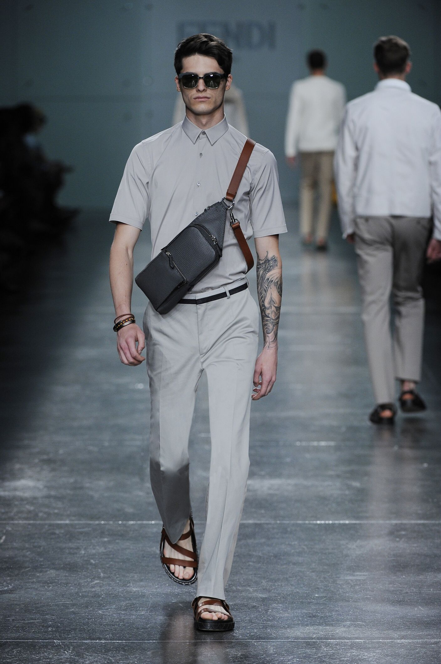 Fendi Man Style