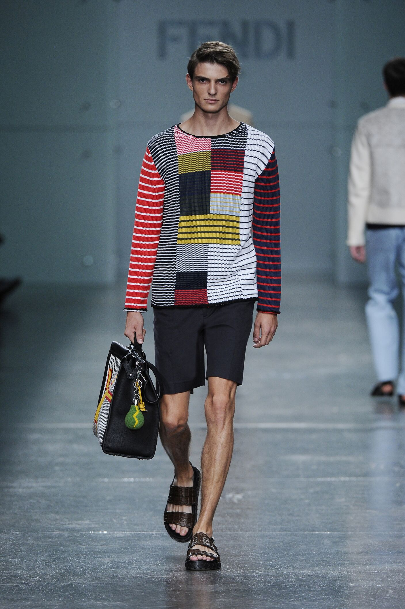Fendi Men's Collection 2015