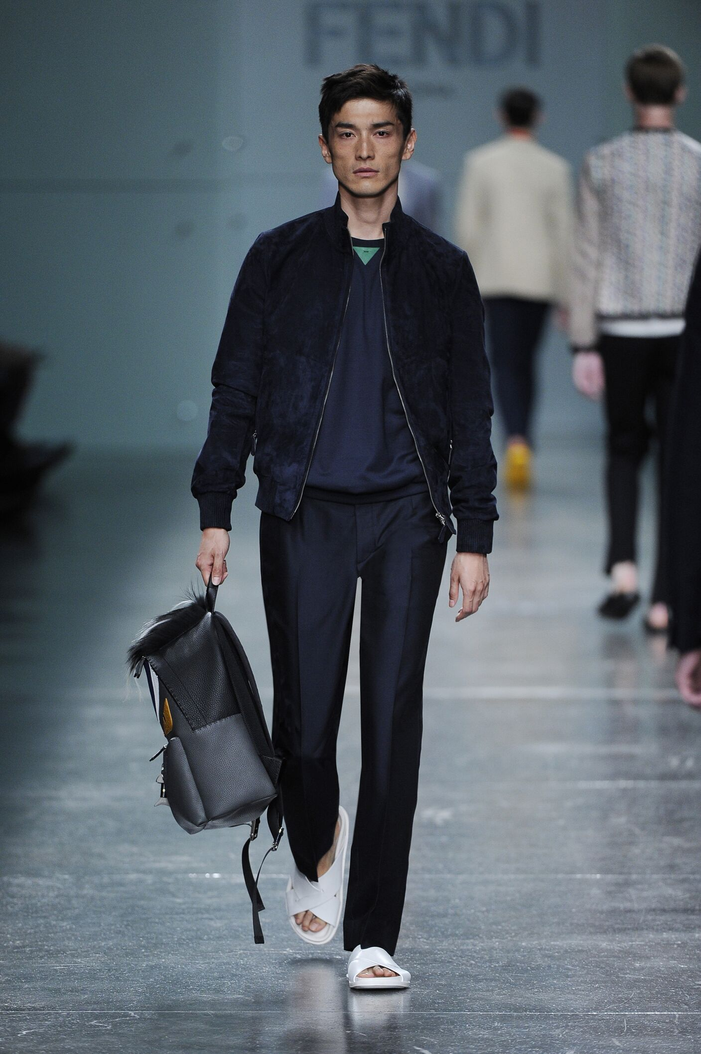 Fendi Milan Fashion Week Menswear