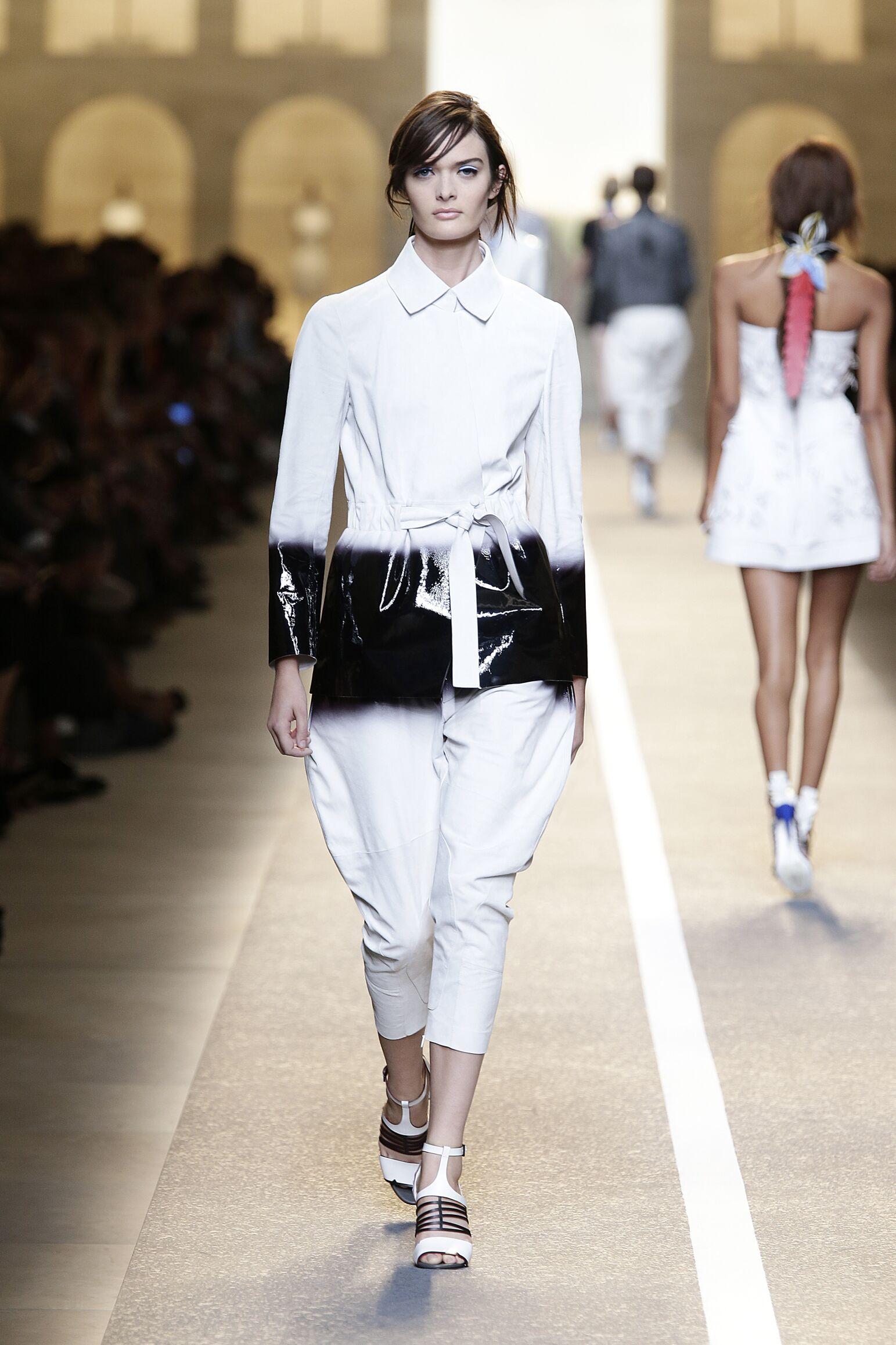 Fendi SS 2015 Womenswear