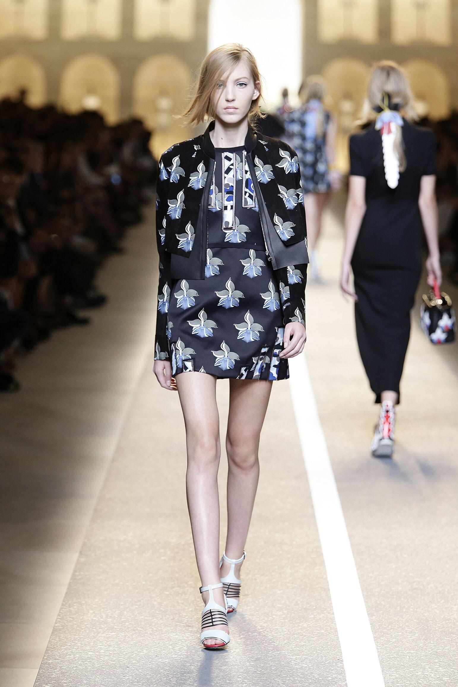 Fendi Style Womenswear