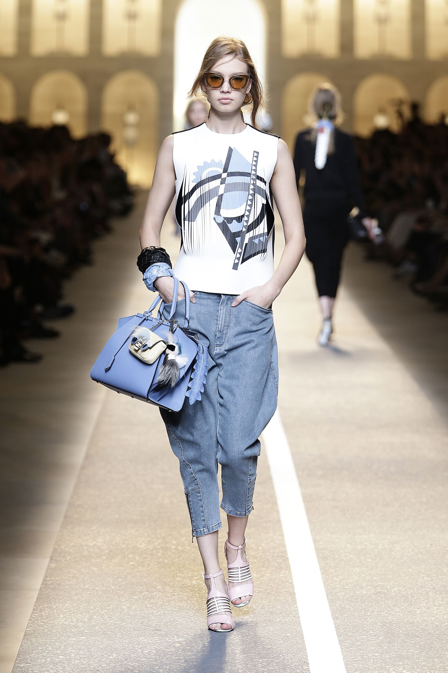 Fendi Summer 2015 Womenswear