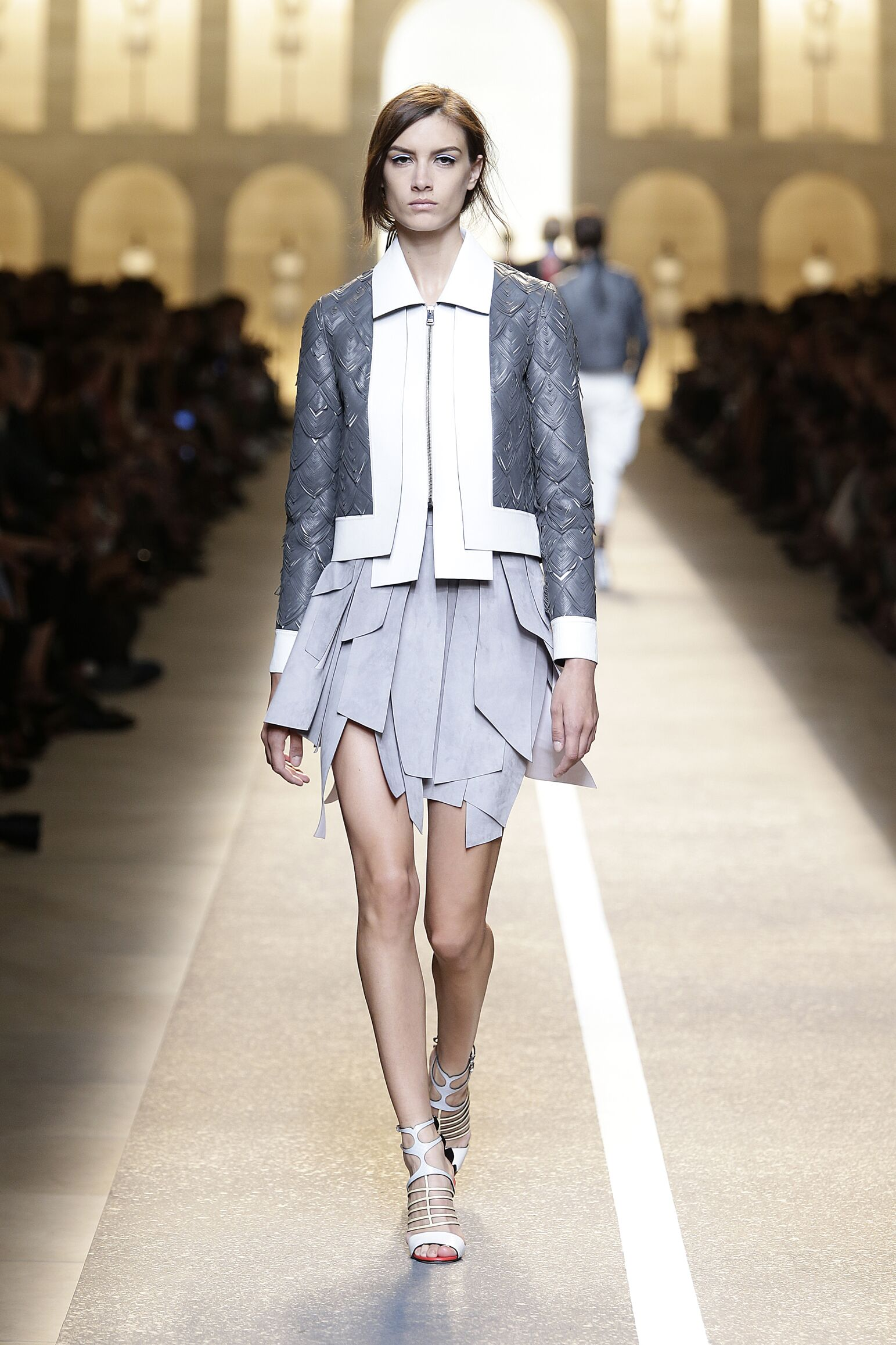fendi spring summer 2015 women�s collection the skinny beep