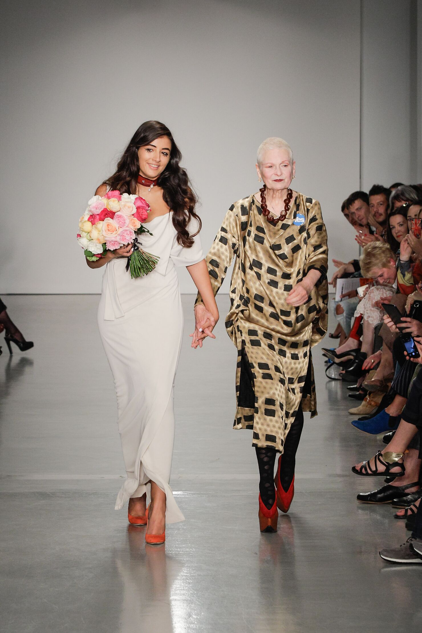 Finale SS 2015 Vivienne Westwood Red Label Fashion Show