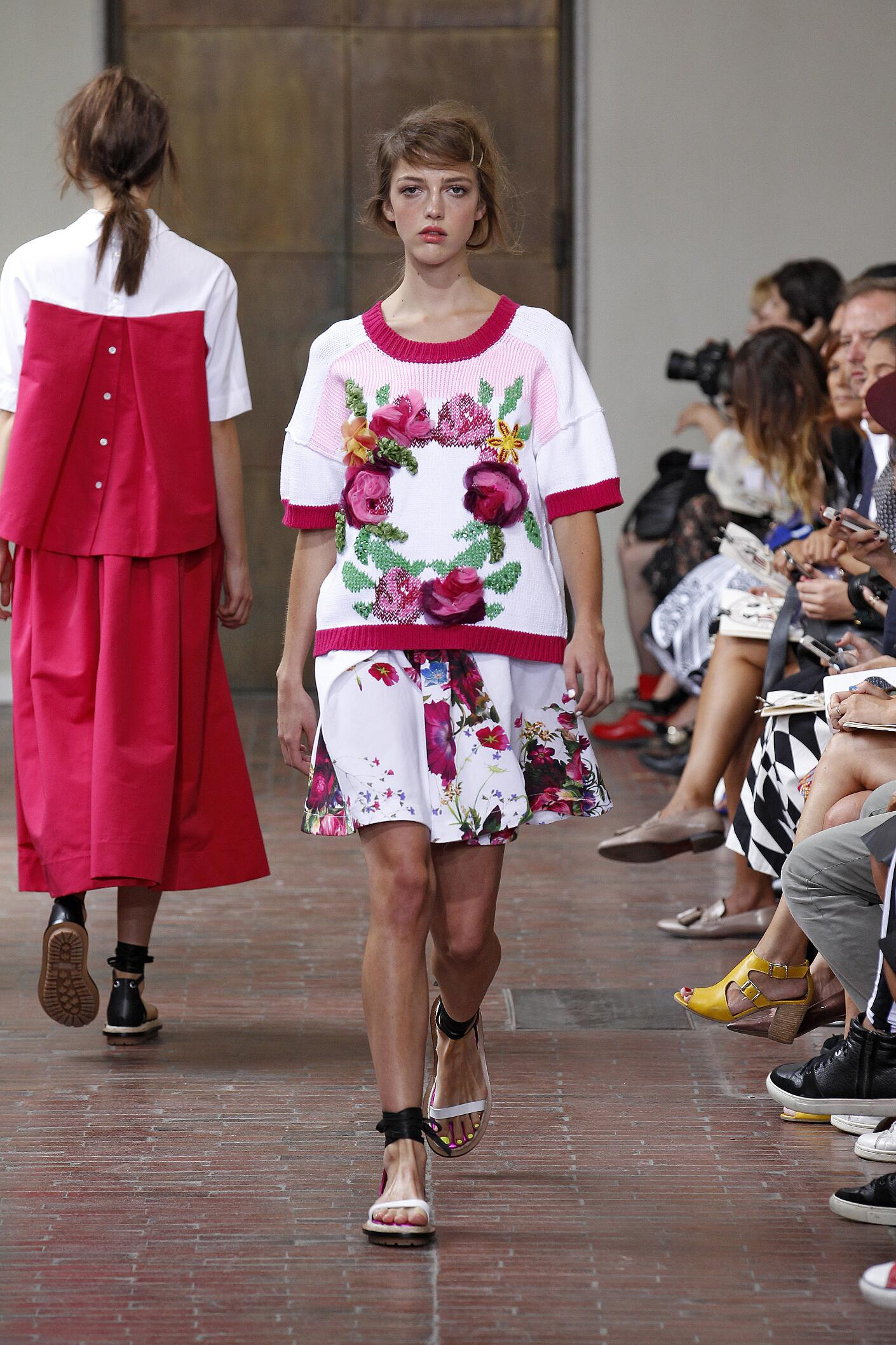 I'm Isola Marras Spring 2015 Catwalk