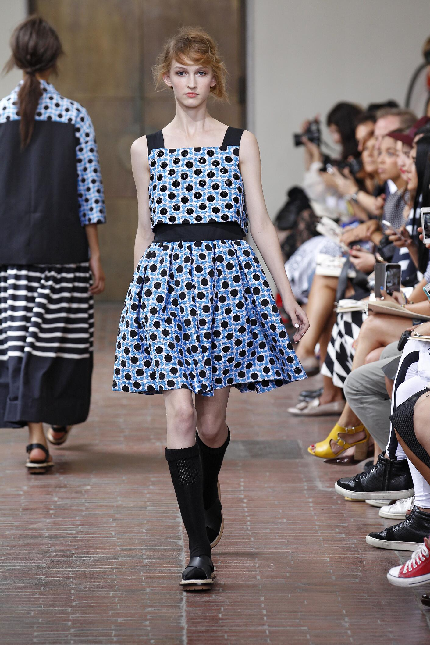 I'm Isola Marras Spring Summer 2015 Womens Collection Milan Fashion Week