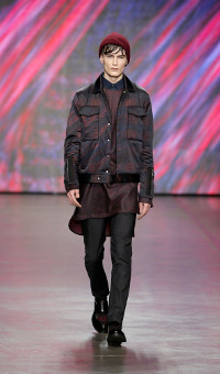 ICEBERG FALL WINTER 2014 MEN'S COLLECTION – MILANO FASHION WEEK