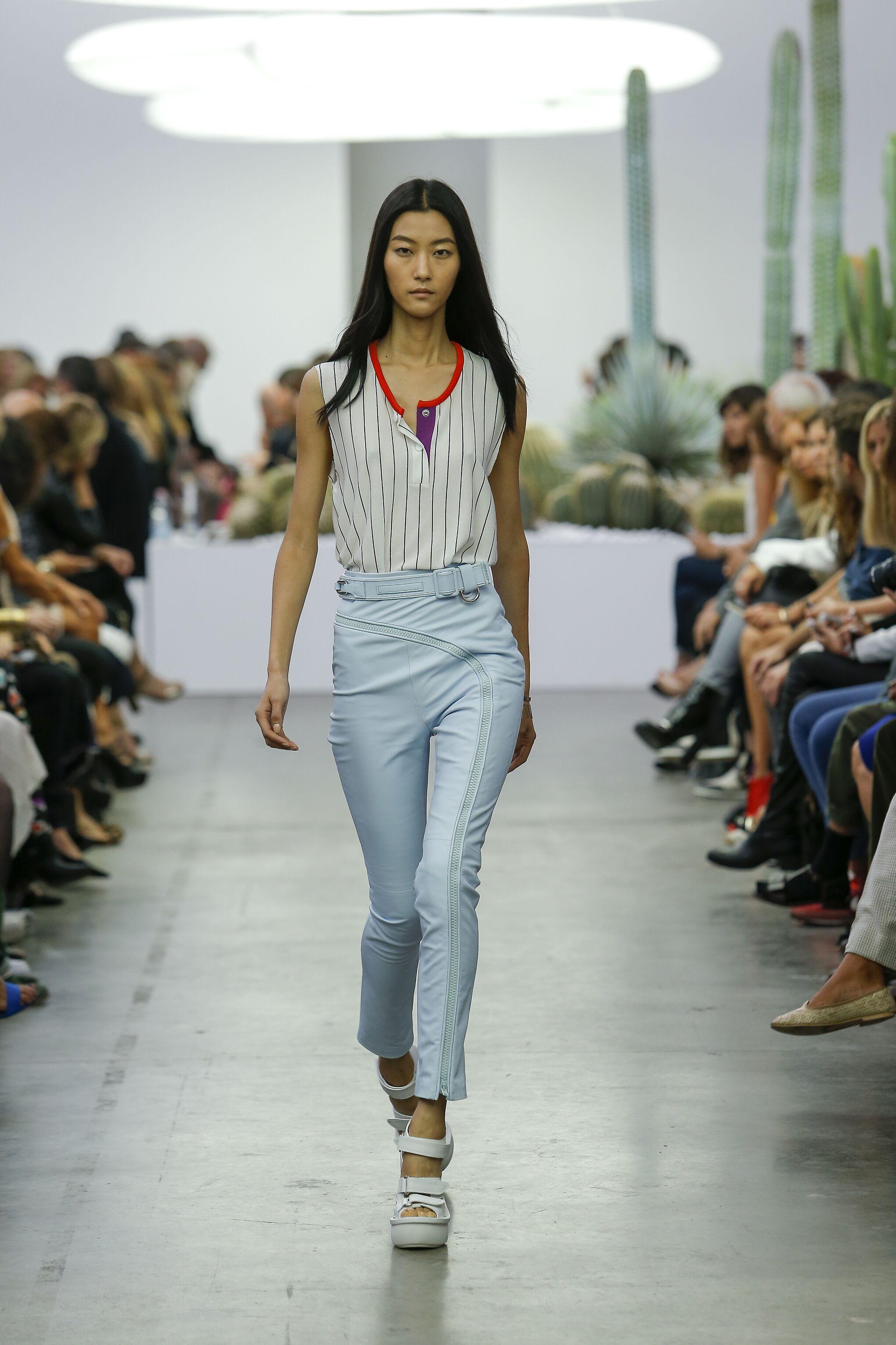 Iceberg Milan Fashion Week Womenswear