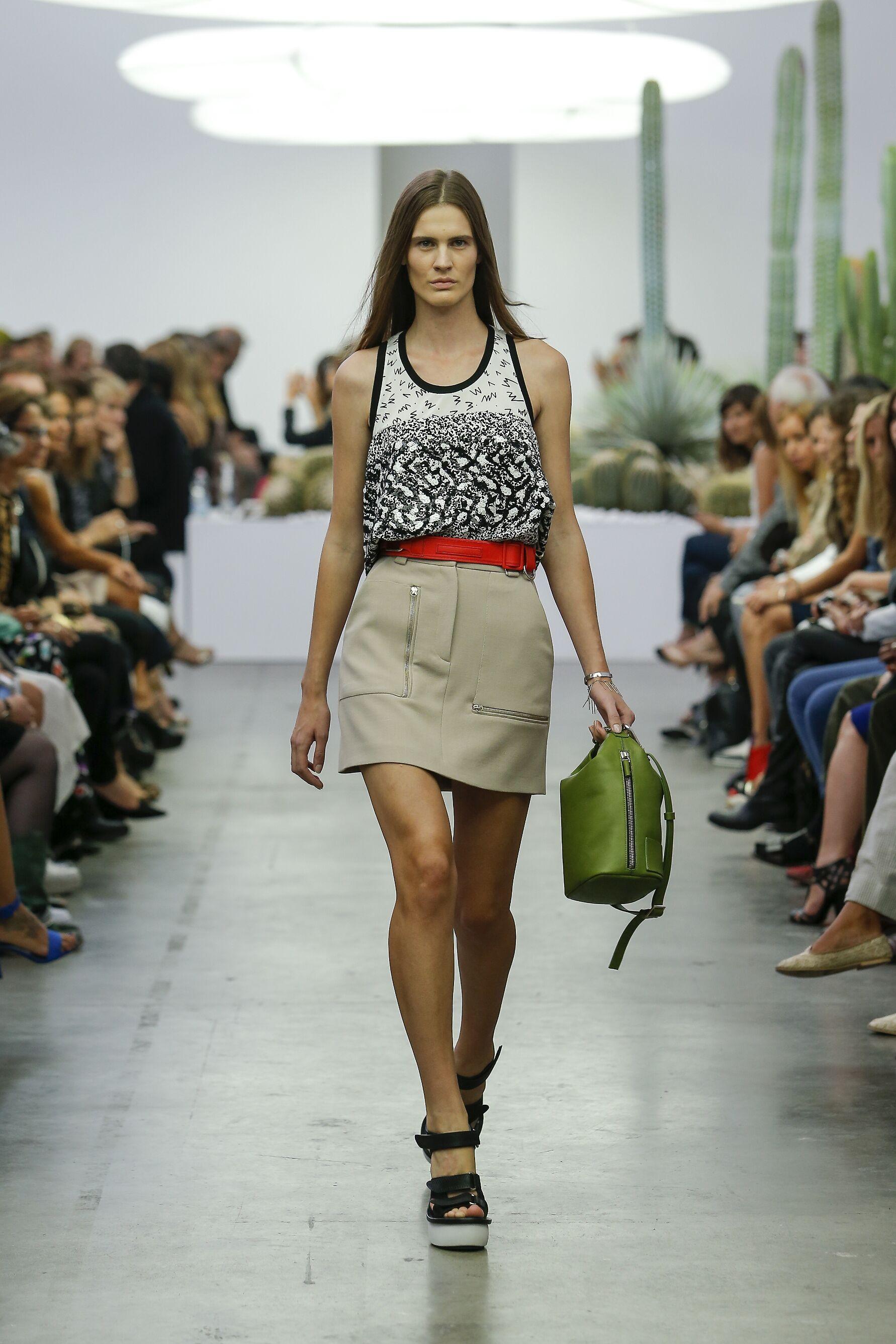 Iceberg Spring Summer 2015 Womens Collection Milan Fashion Week