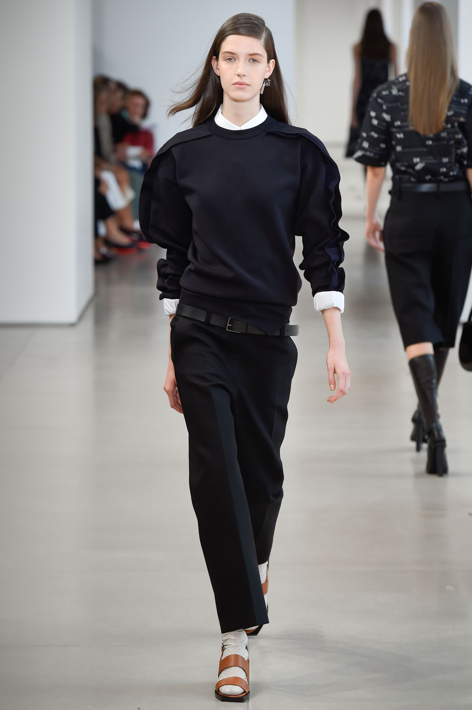 Jil Sander Fashion Show