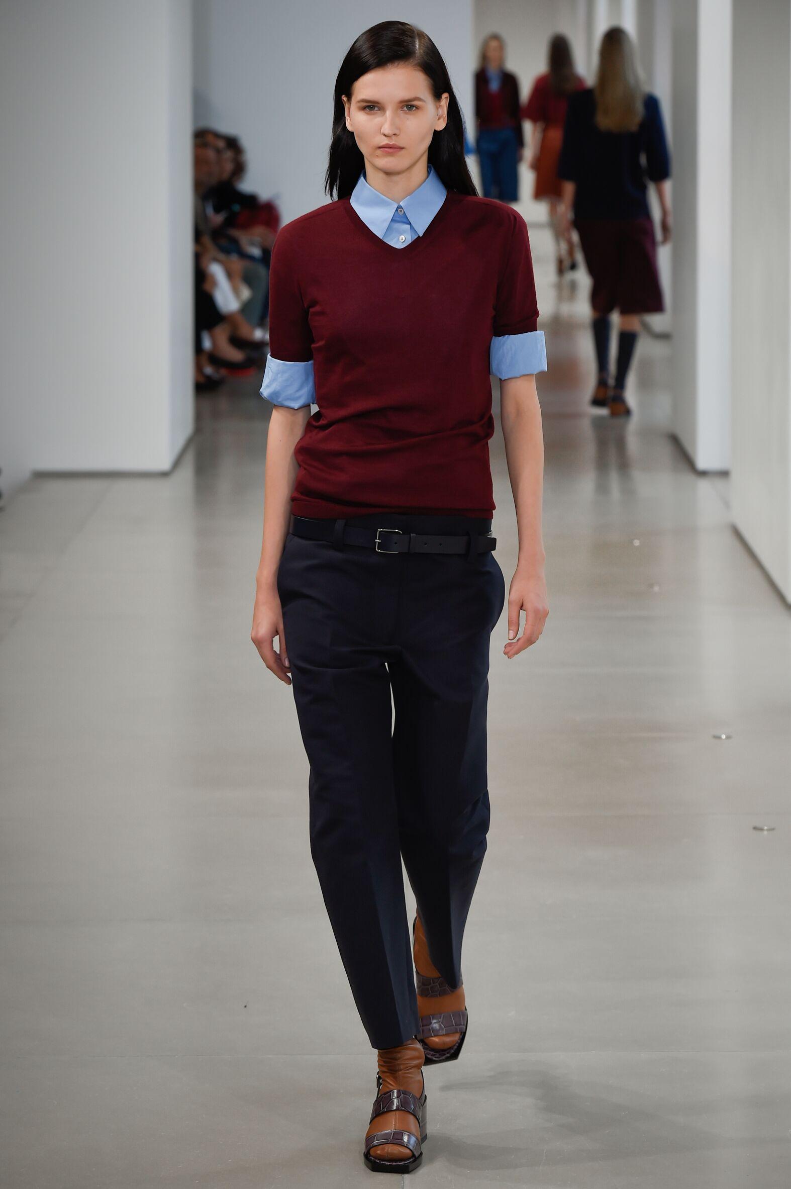 Jil Sander SS 2015 Womenswear