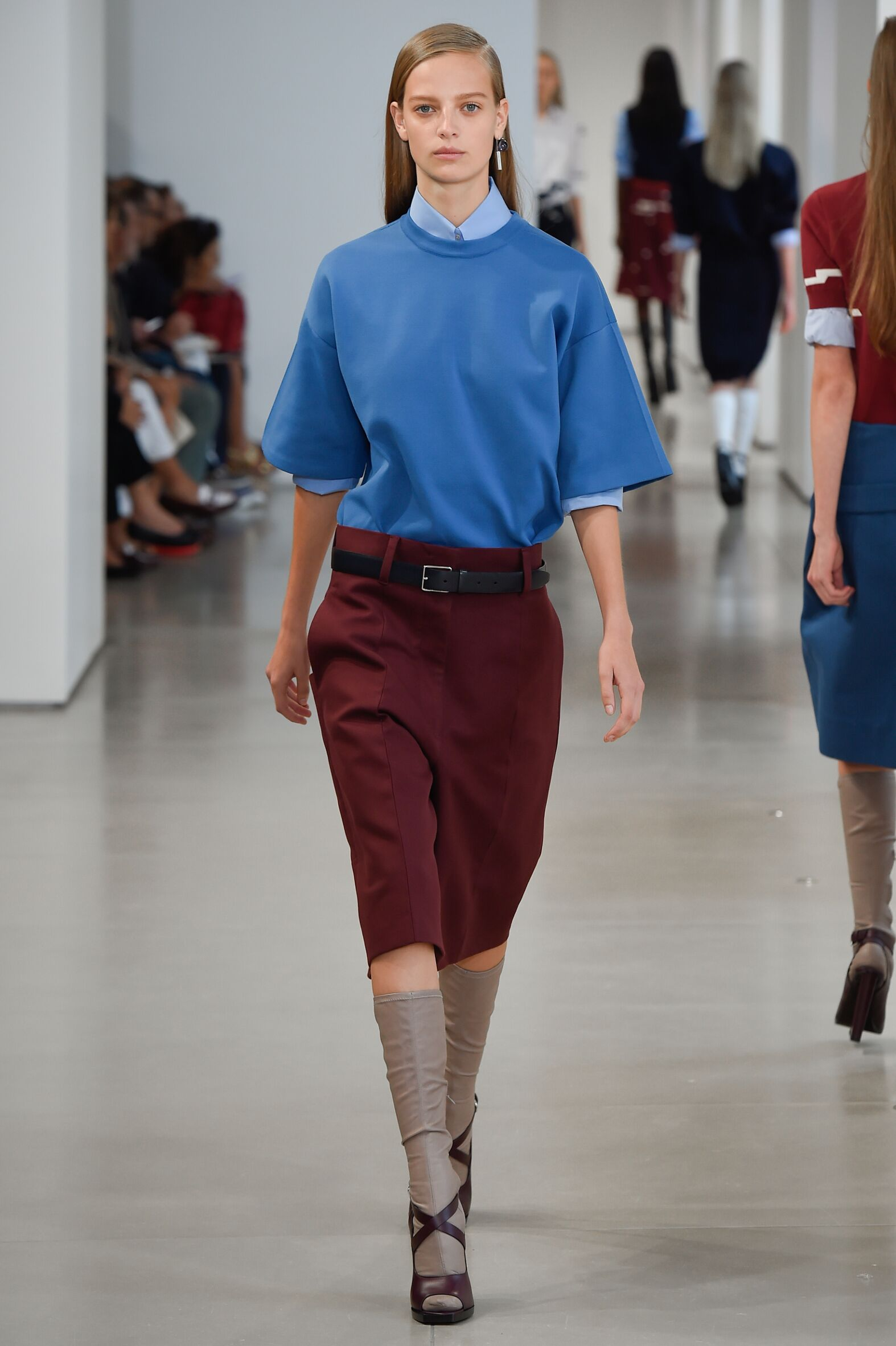 Jil Sander Spring Summer 2015 Womens Collection Milan Fashion Week