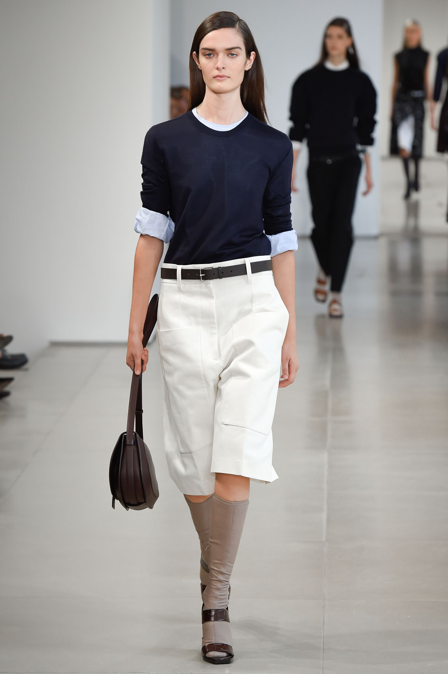 Jil Sander Summer 2015 Catwalk