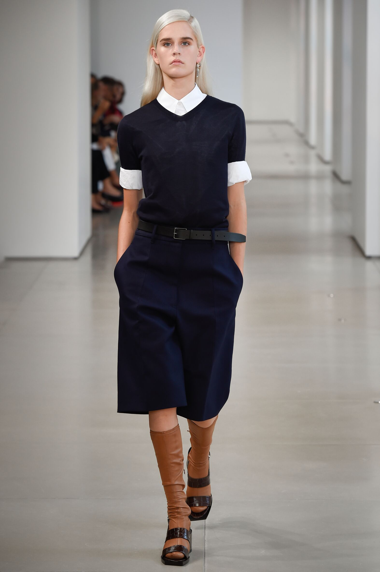 Jil Sander Woman Milan Fashion Week