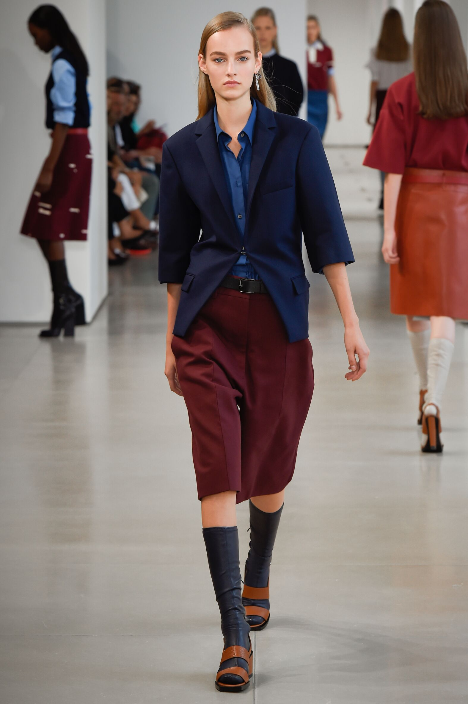 Jil Sander Women's Collection 2015