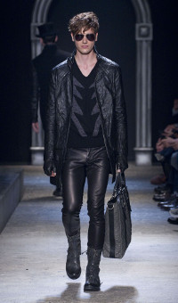 JOHN VARVATOS FALL WINTER 2014 MEN'S COLLECTION – MILANO FASHION WEEK