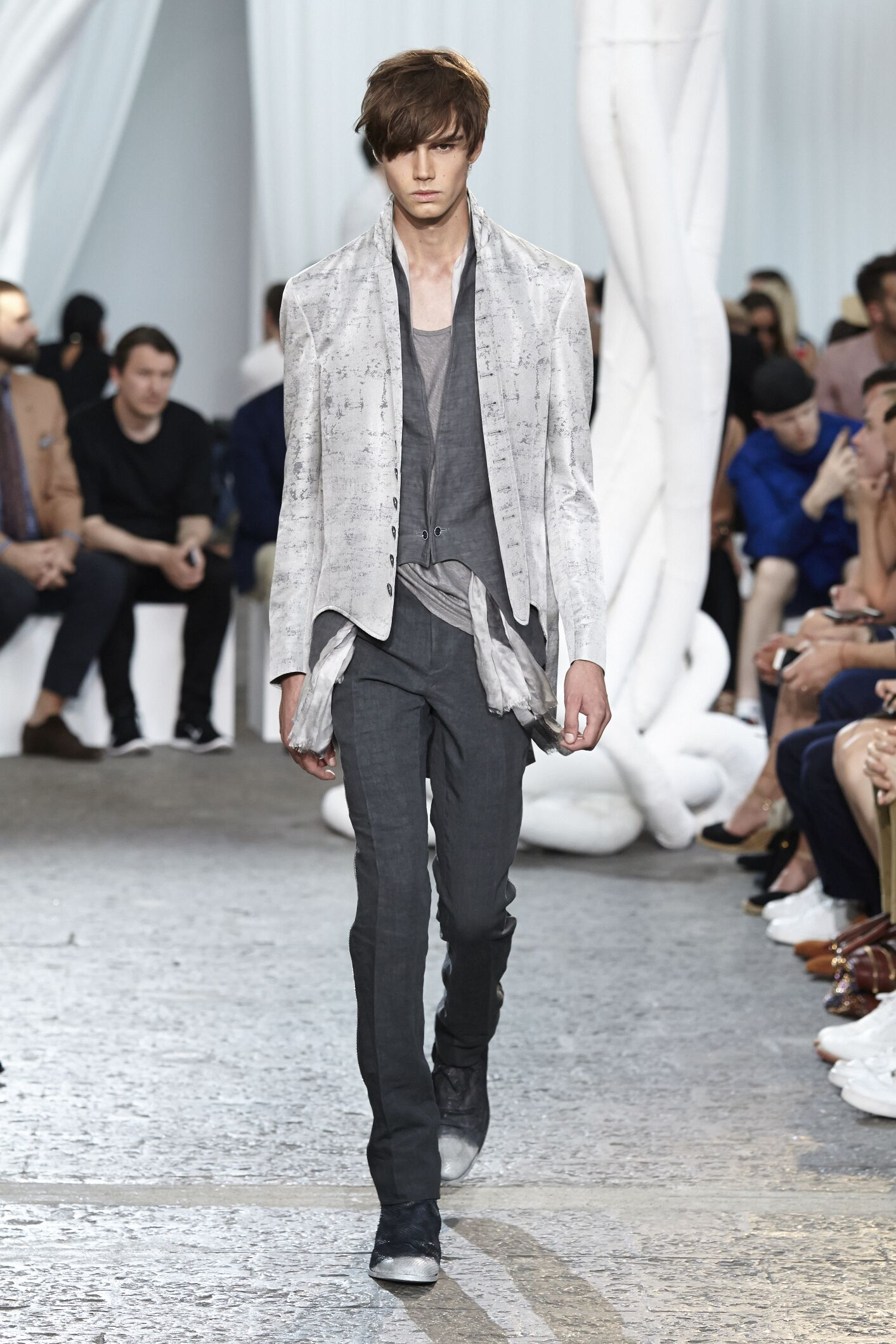 John Varvatos Man Milan Fashion Week